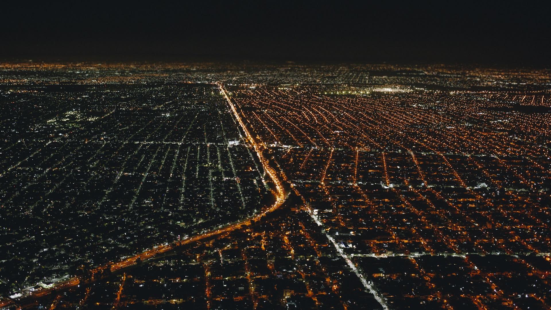 La tecnología LED fue creada en los '60 (Crédito GCBA)