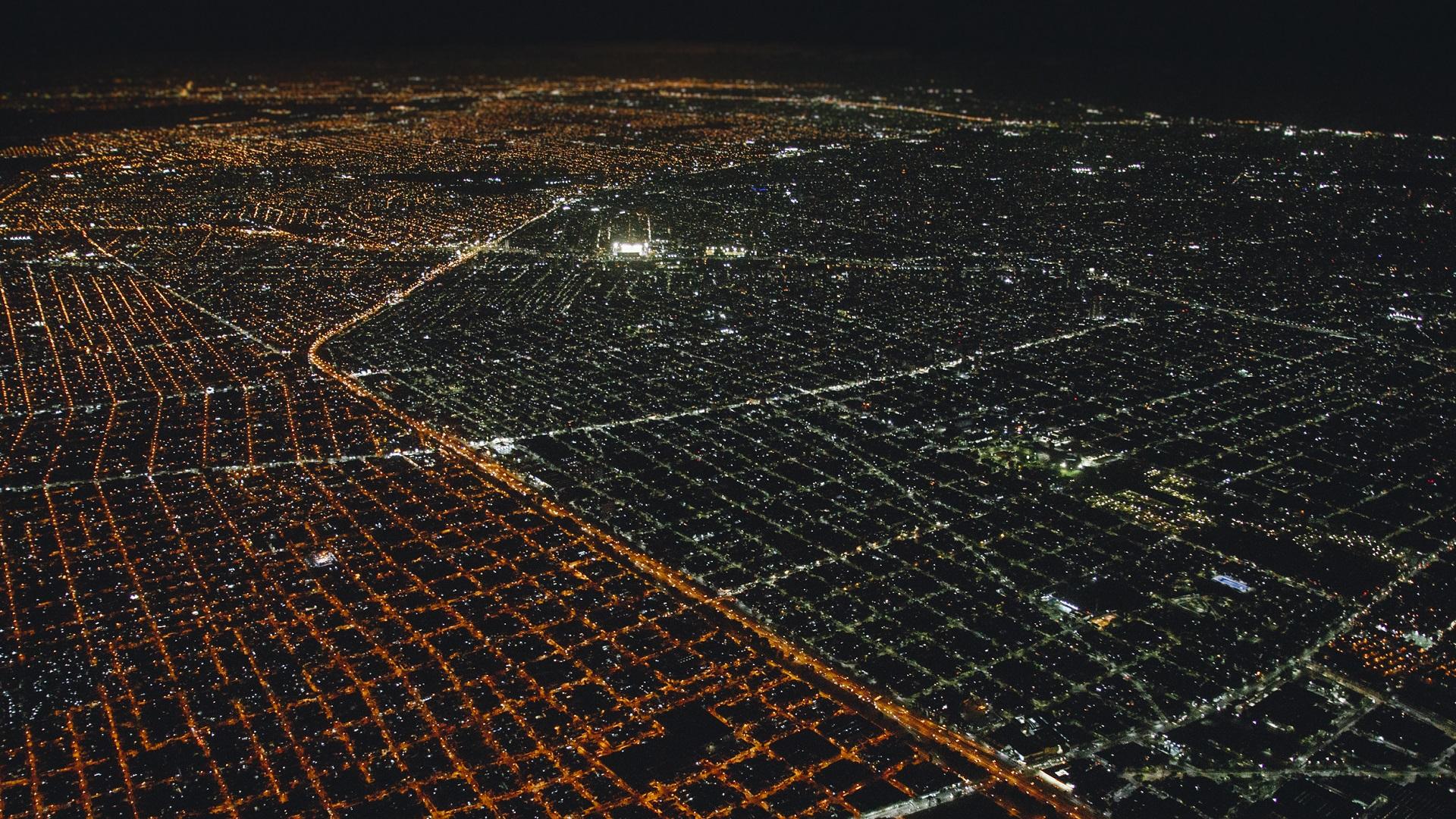 A fines de este año habrá 165 mil luces LED en la Ciudad (Crédito GCBA)