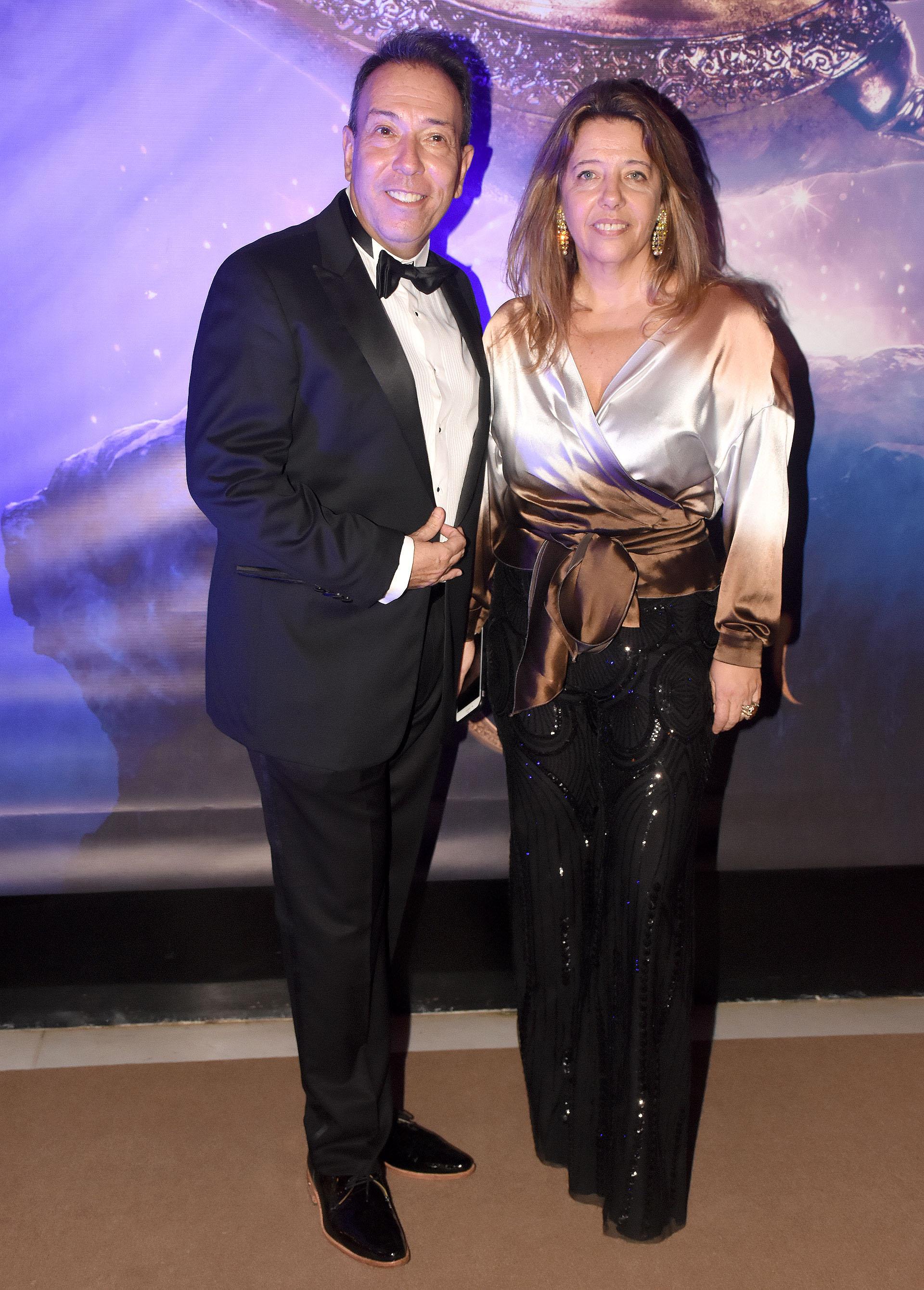 Alejandro Veroutis y María Claudia Pedrayes
