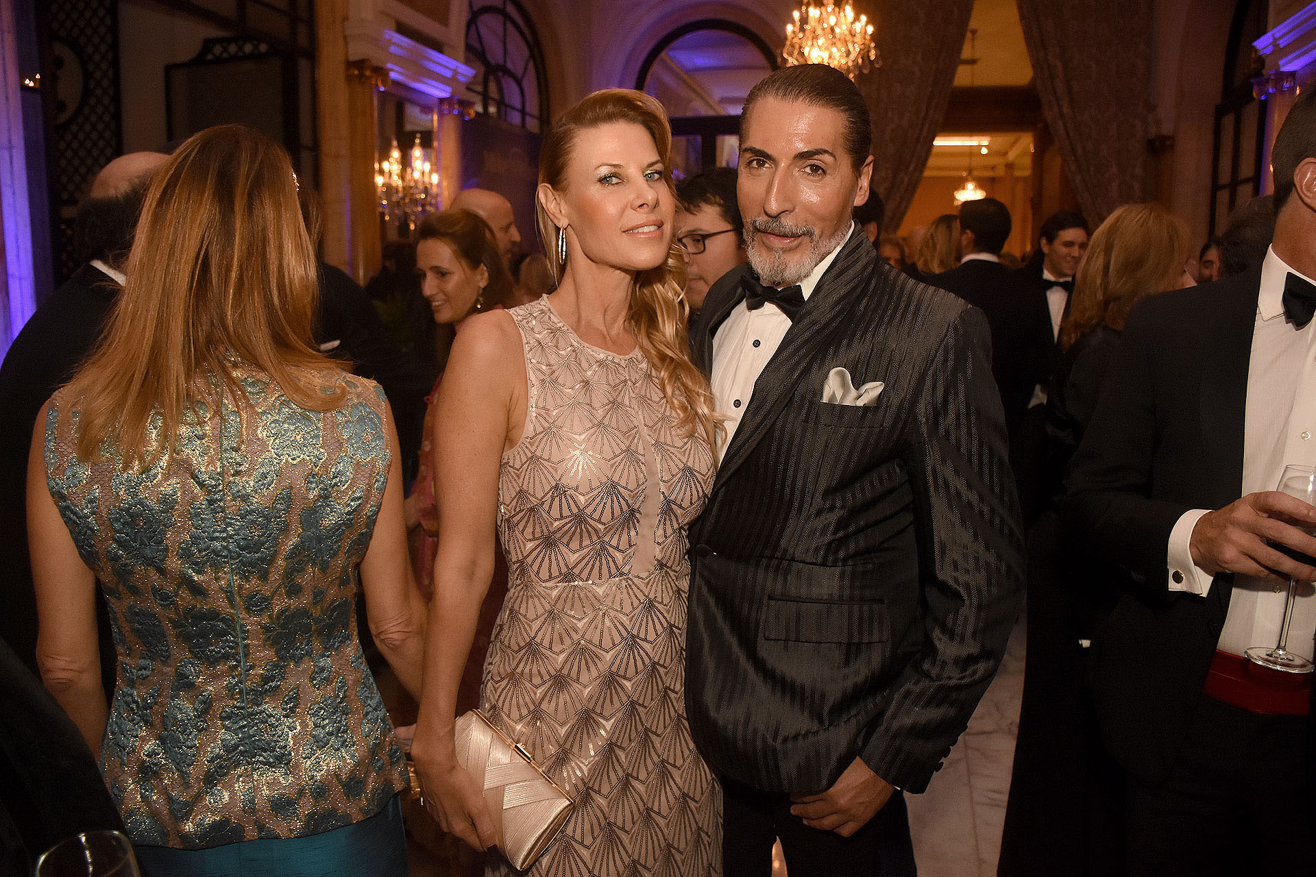 Karen Reichardt y Cesar Juricich