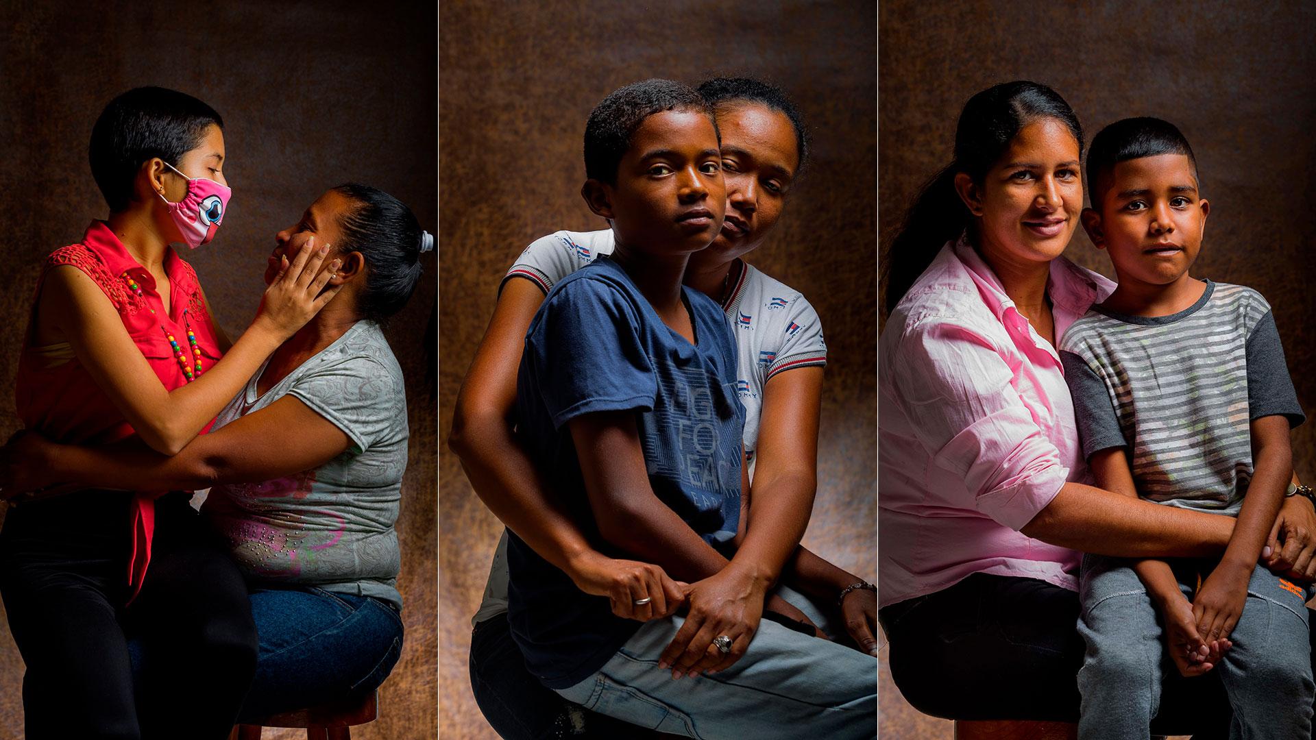 Son 26 niños venezolanos con leucemia y otras patologías que esperan un trasplante de médula ósea para salvar sus vidas (EFE)