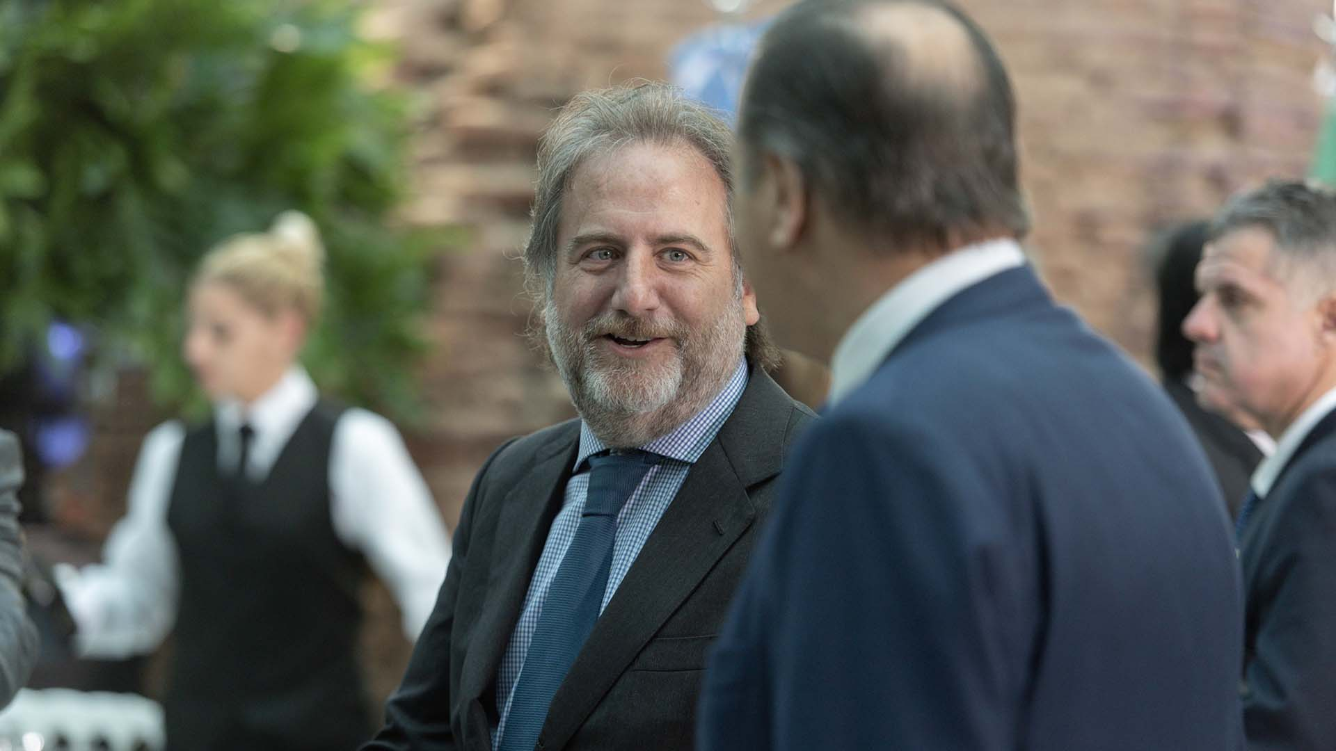 "El consultor Roberto ""Tato"" Lanusse"