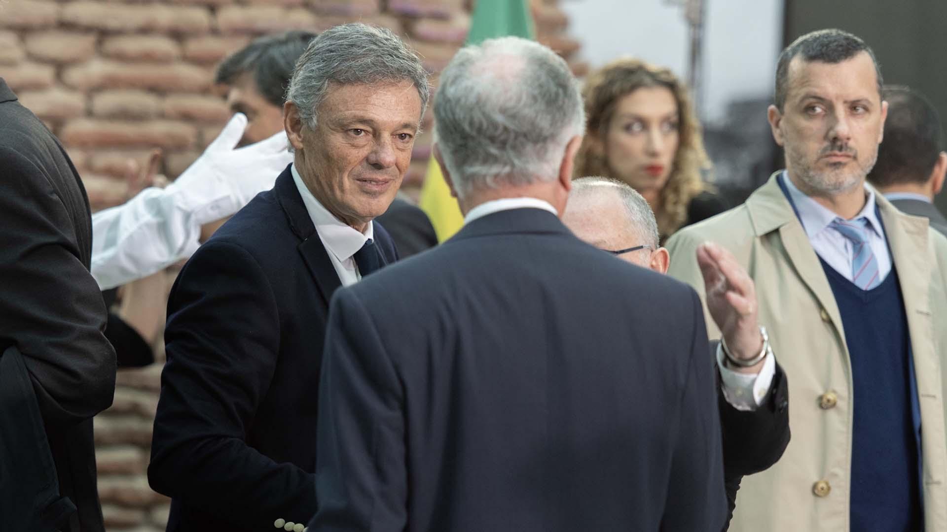 El ex ministro de Producción y asesor presidencial Francisco Cabrera
