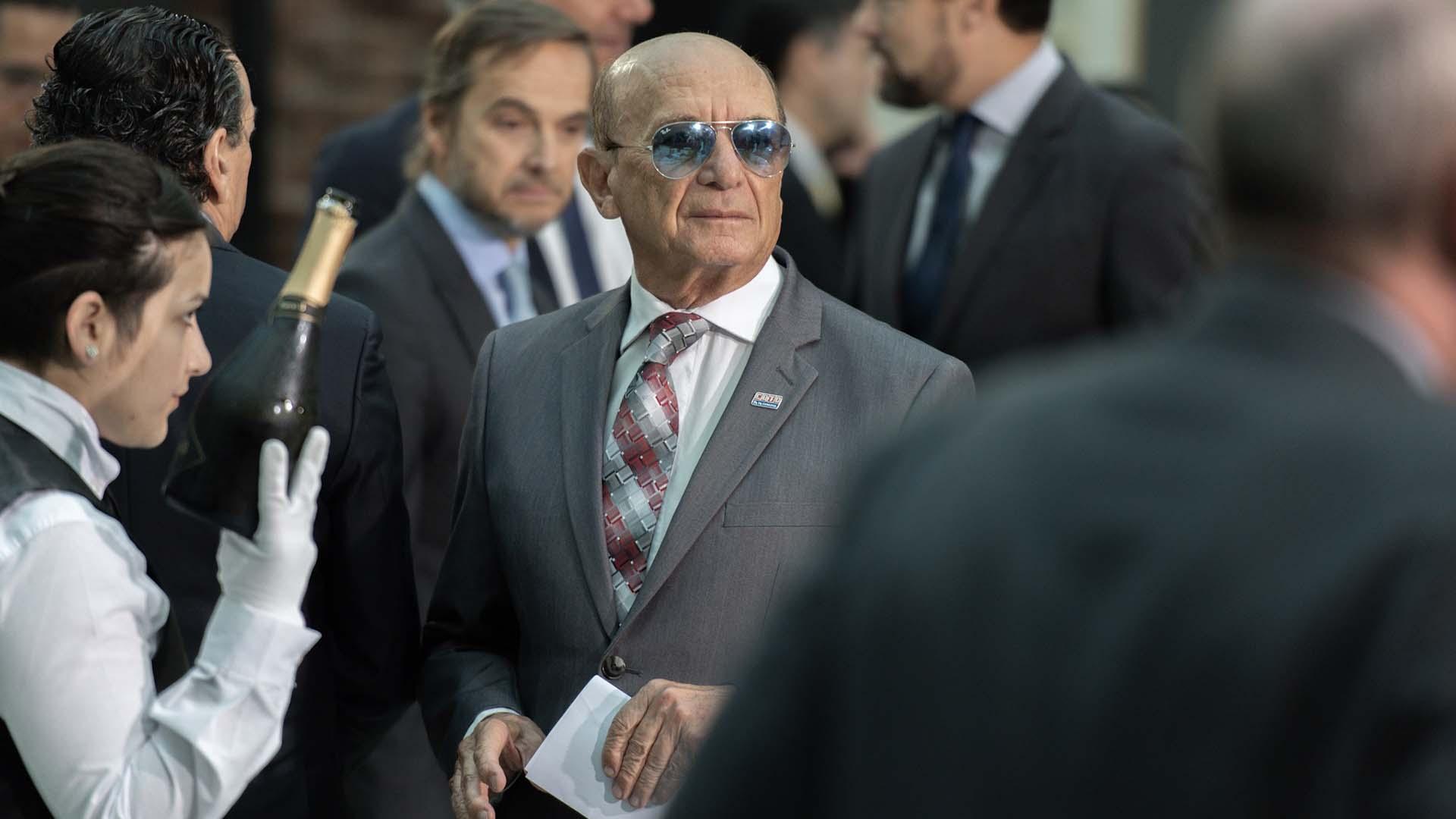 El empresario Alfredo Coto