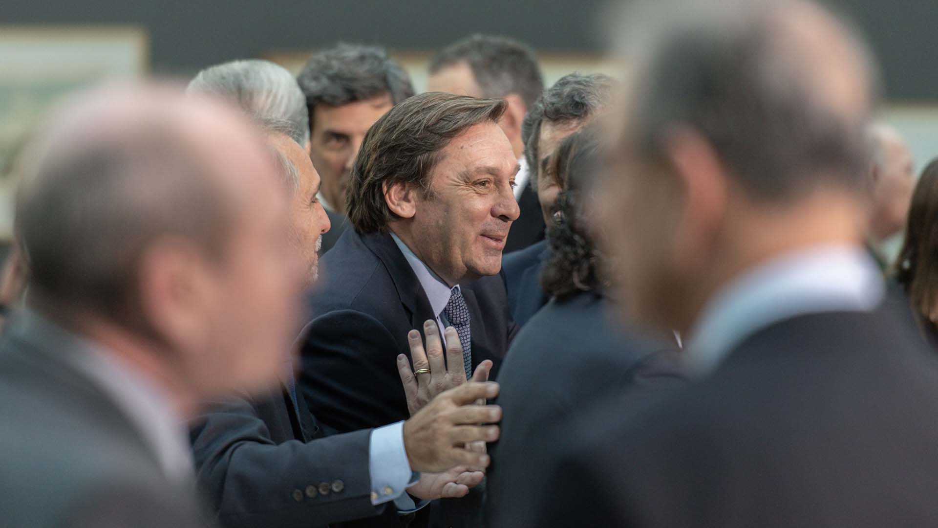 El jefe de asesores de la Presidencia José Torello