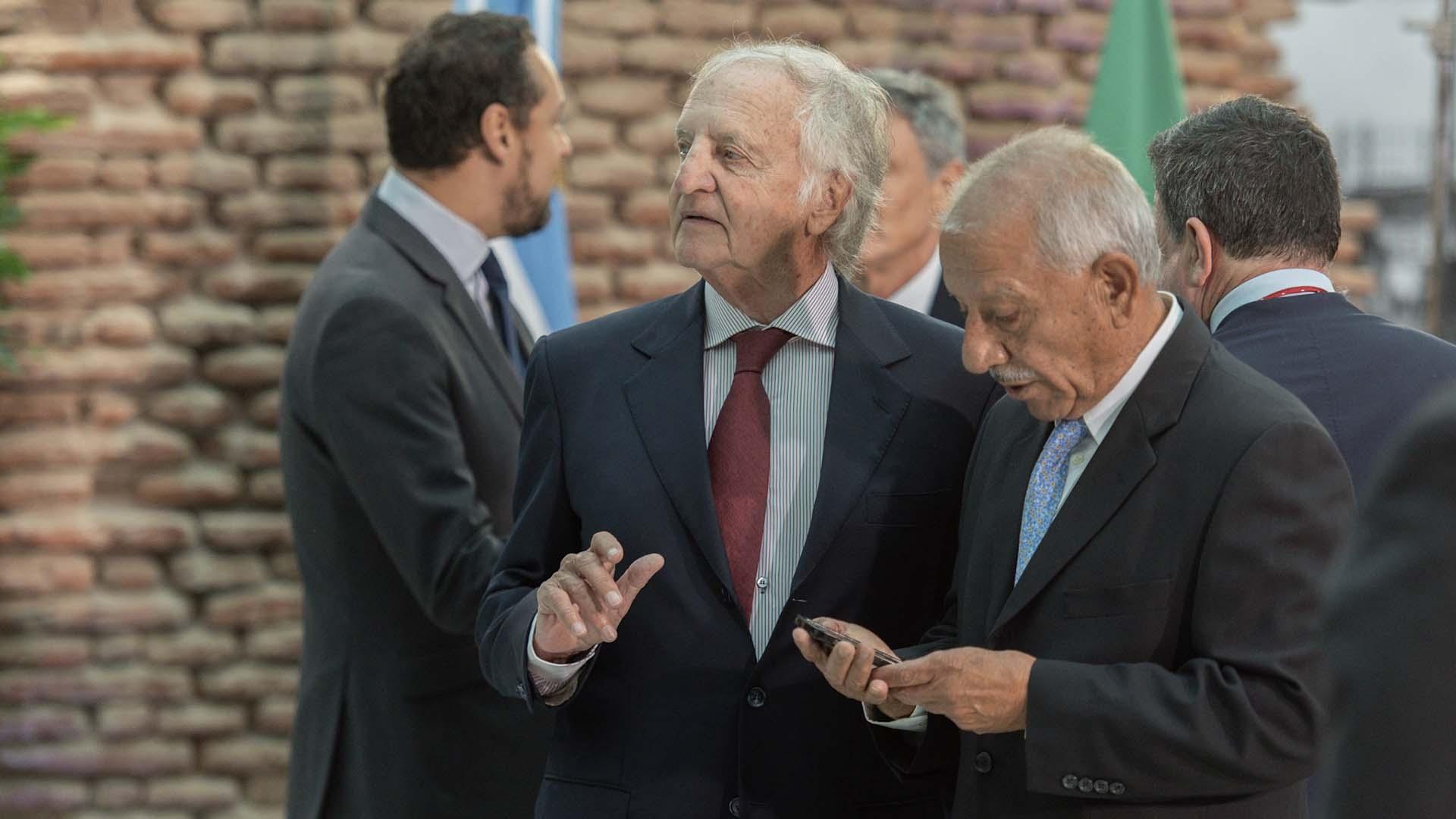 El empresario Fernando Marín