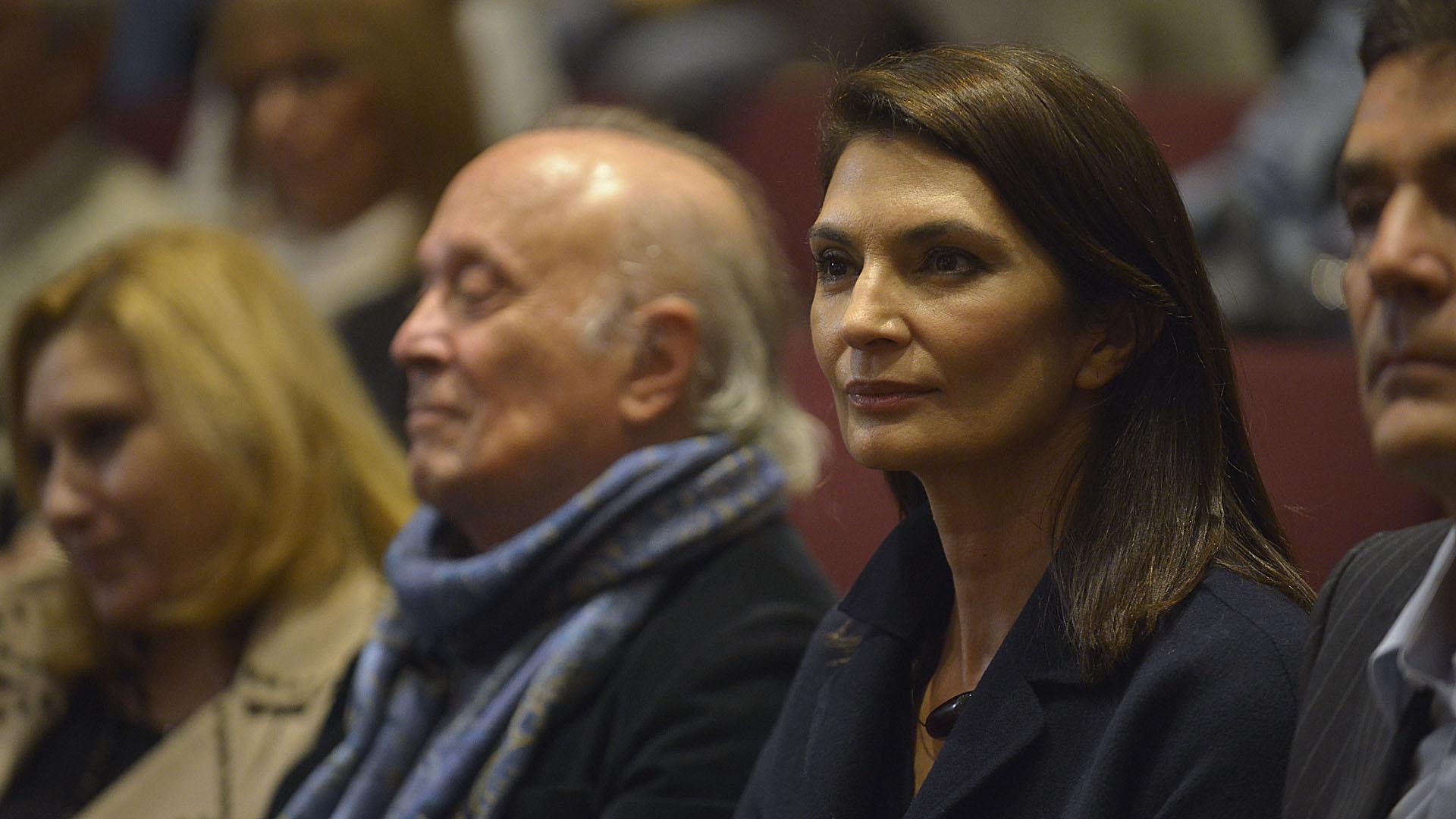 Héctor Caballero y Mariana Arias