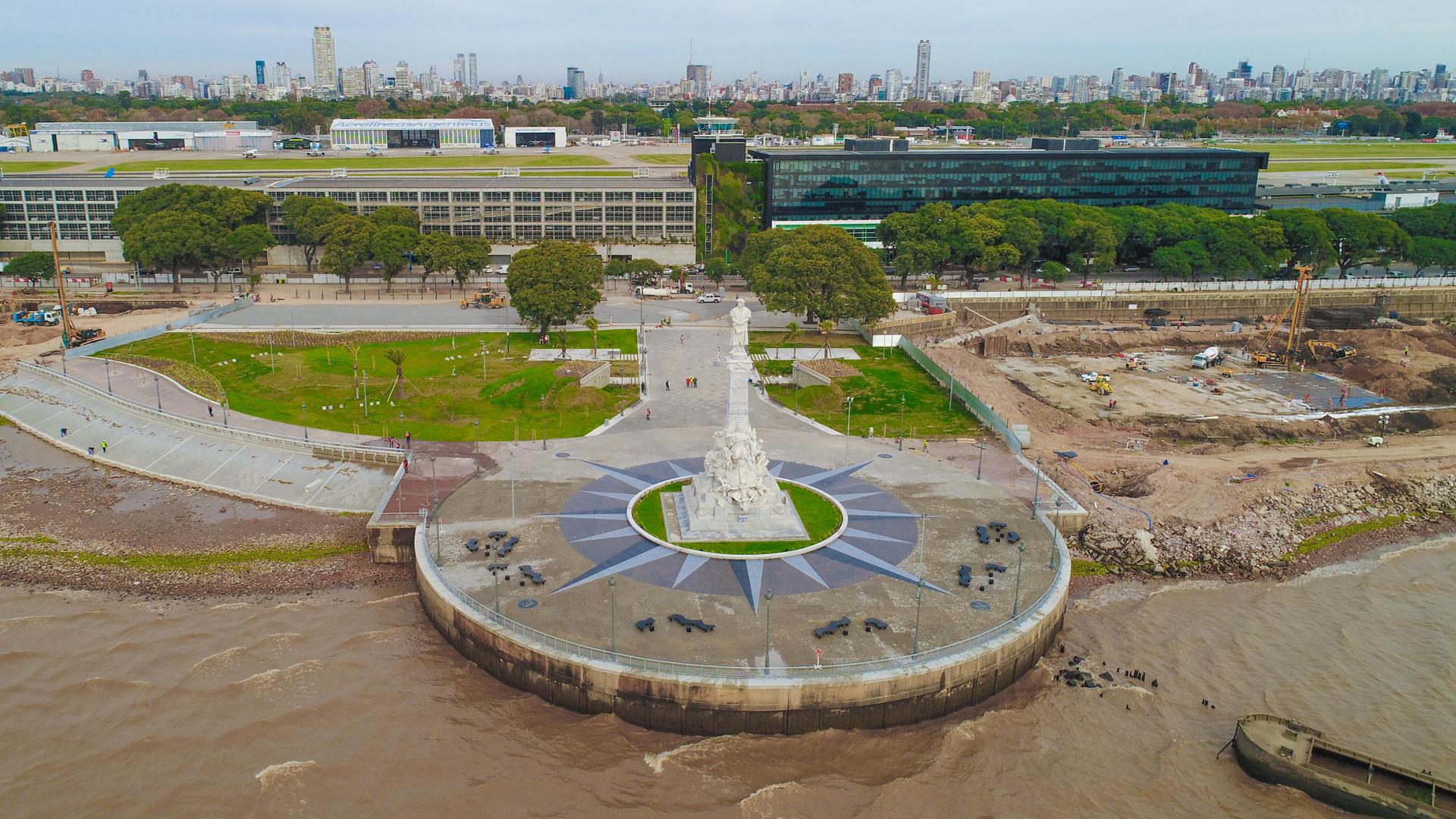 Resultado de imagen para El Gobierno inauguró el Paseo de la Costanera