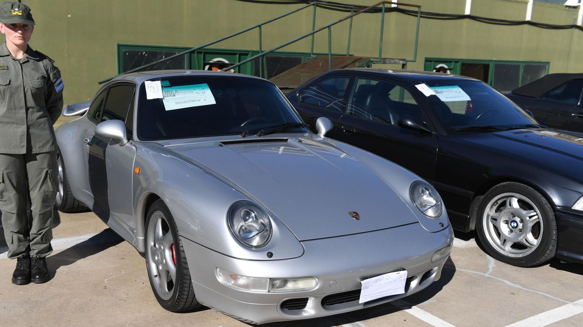 Porsche 911 933