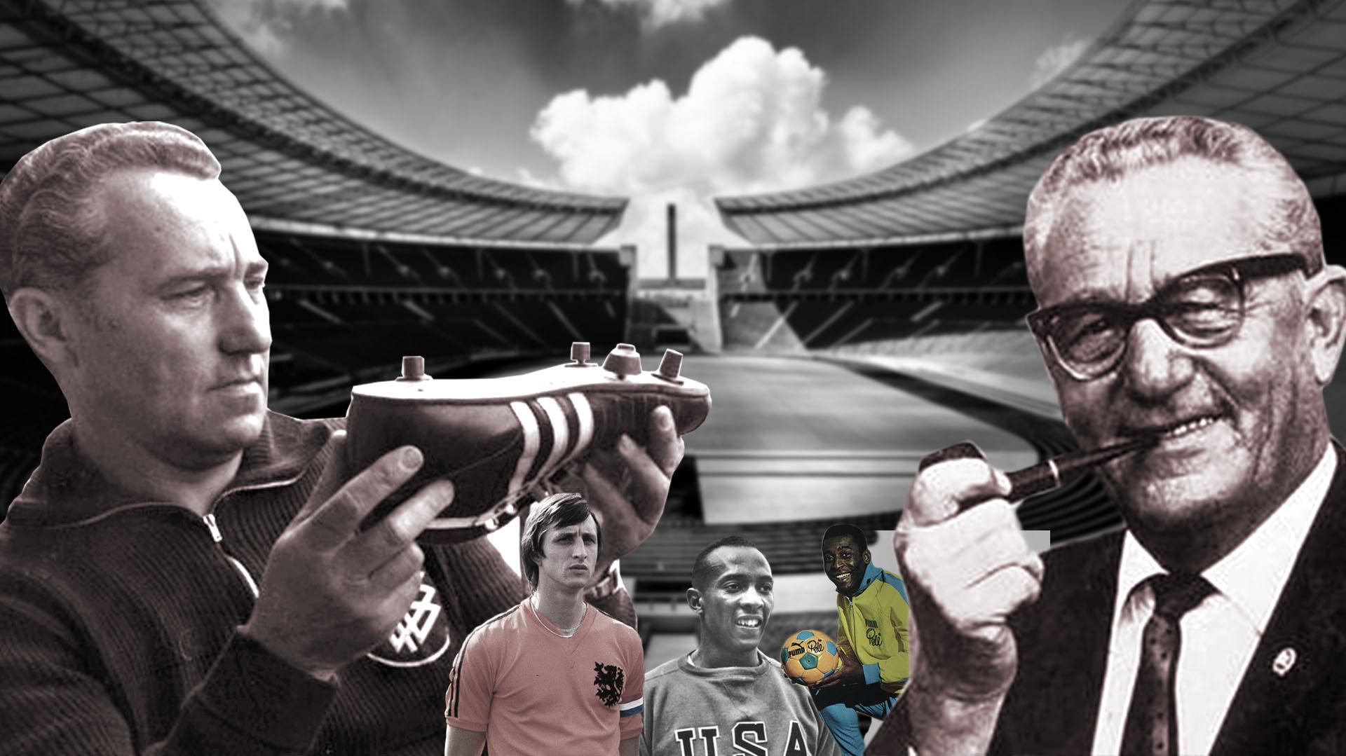 Hermanos enemigos: el odio familiar detrás de la creación de Adidas y Puma
