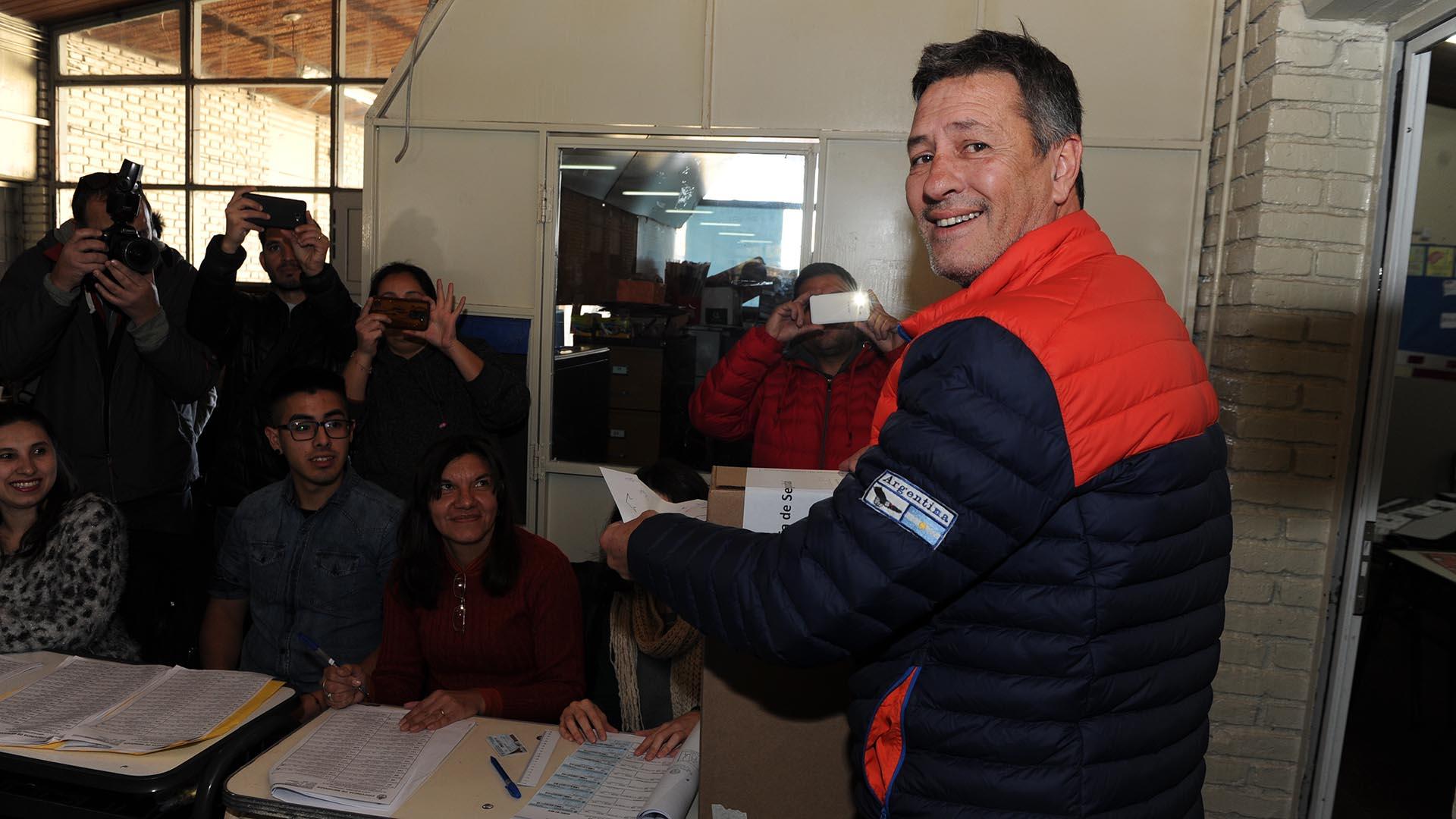 Alejandro Bermejo, precandidato peronista a gobernador en Mendoza. Compite en la primaria contra Fernández Sagasti.