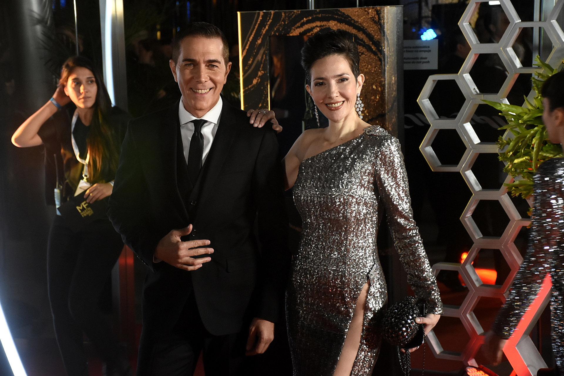 Rodolfo Barili y Cristina Pérez, nominados al Martín Fierro por Telefe Noticias