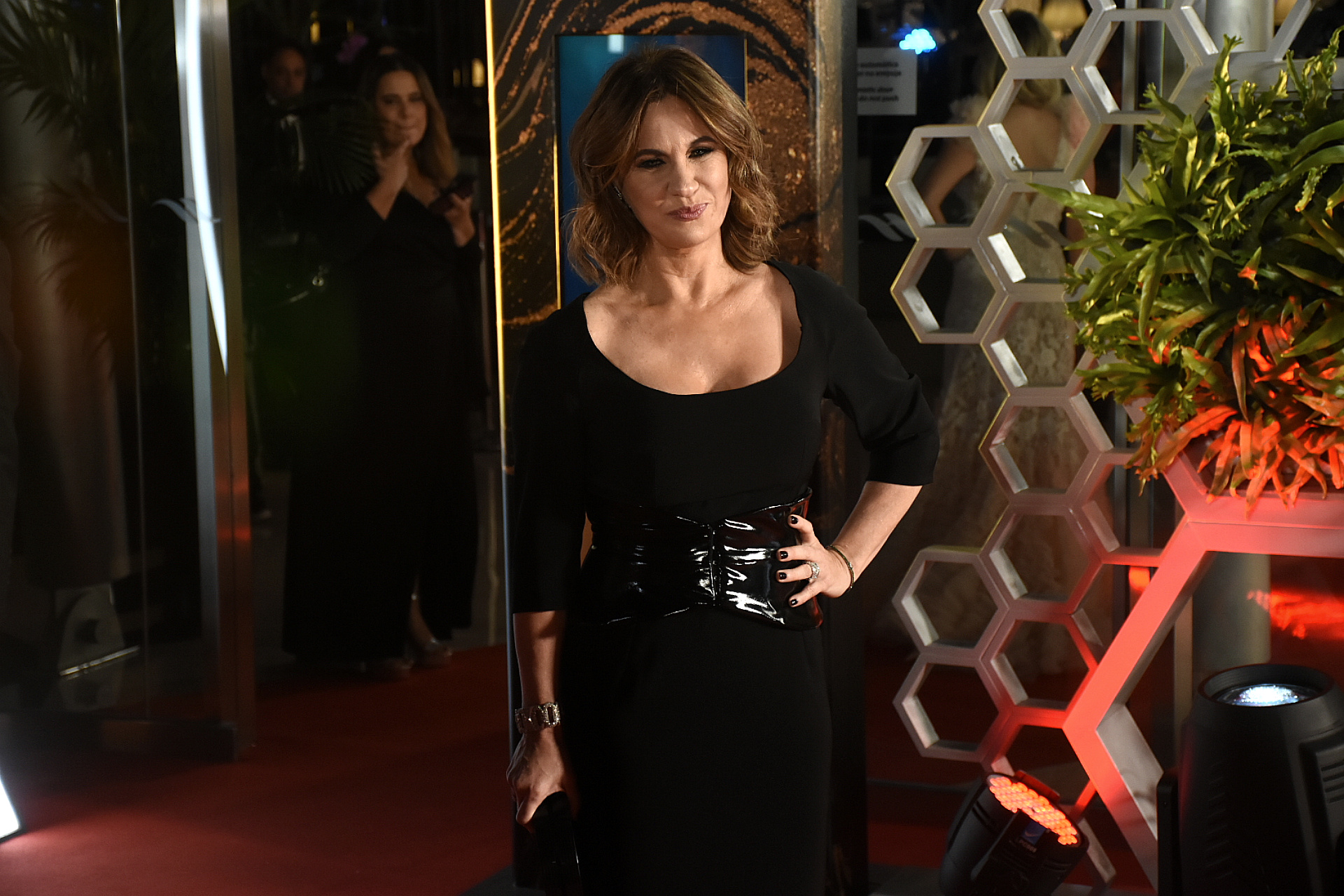Nancy Dupláa, nominada como Actriz Protagonista de Ficción por su labor en 100 días para Enamorarse: Carla Petrerson, la ganadora y compañera en la ficción de Telefe, le dedicó el premio