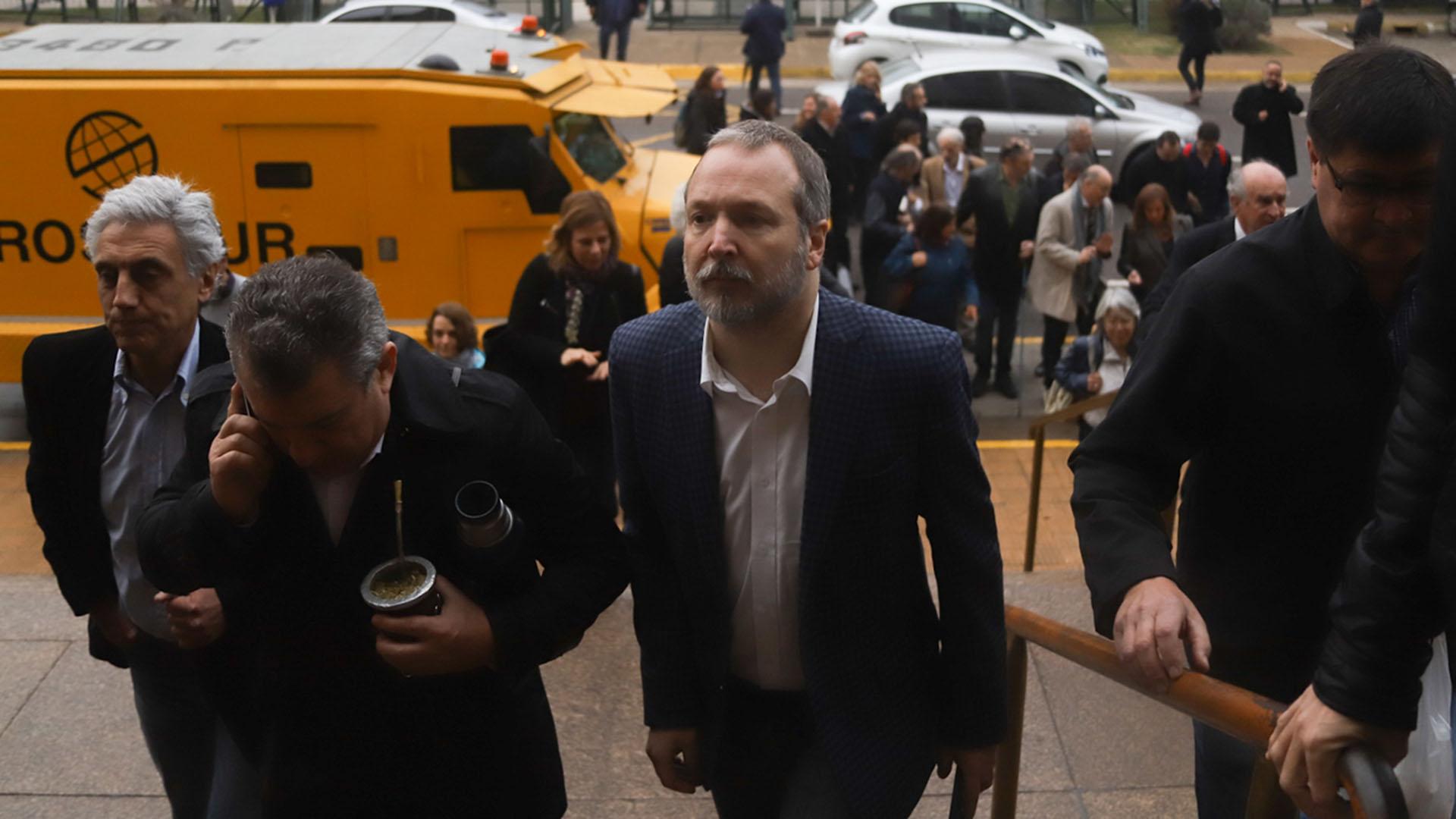 El ex titular del AFSCA, Martín Sabbatella