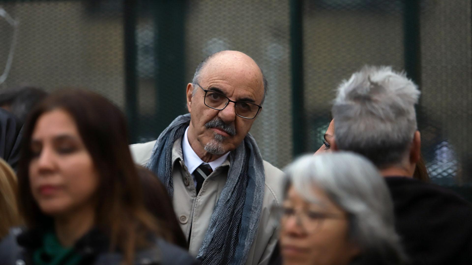 El ex ministro de Trabajo, Carlos Tomada