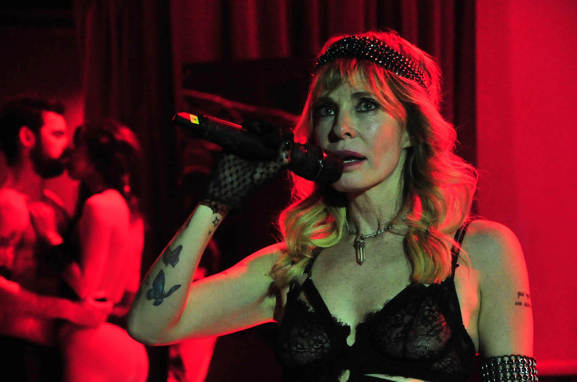 """Las mejores fotos de """"Sex"""", la nueva obra con Noelia Marzol ..."""