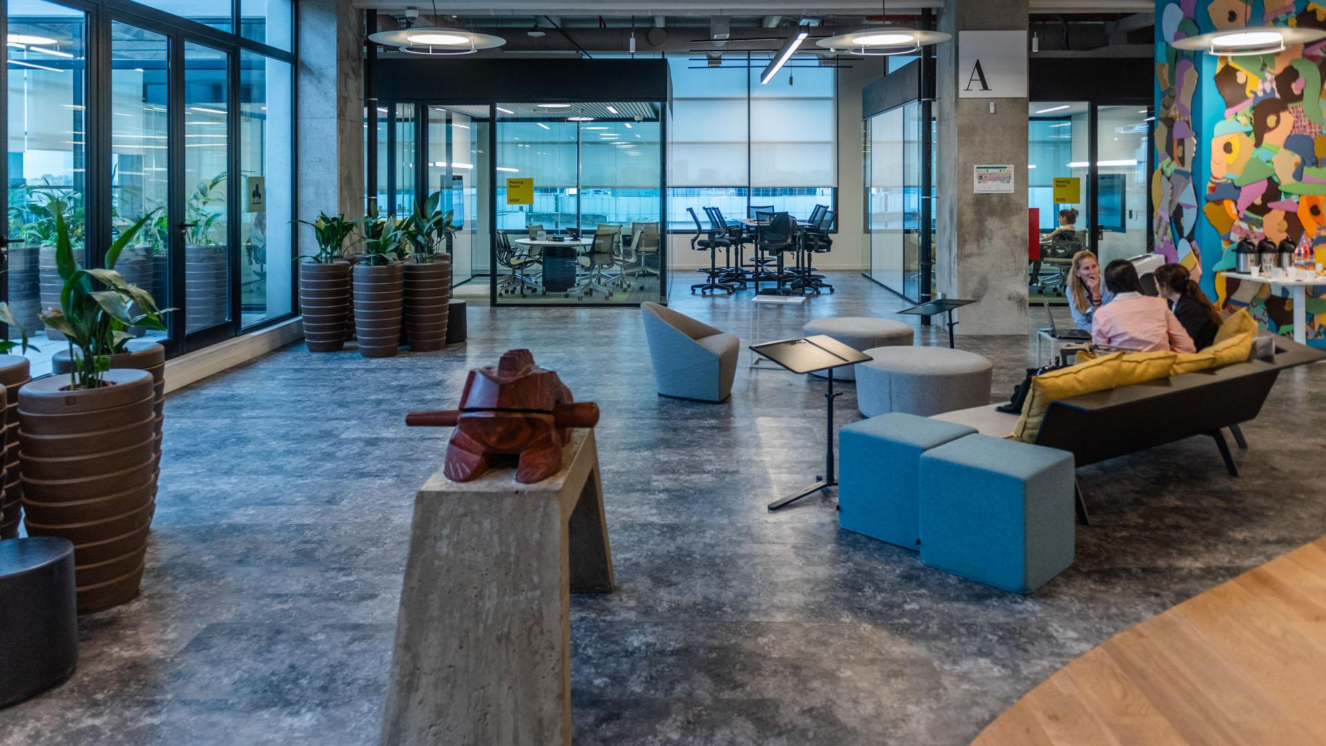 El nuevo Centro de Desarrollo se suma a los seis del interior del país y al de la Ciudad de Buenos Aires donde trabajan en total 2.424 profesionales de IT que son responsables de desarrollar todo el software de la plataforma