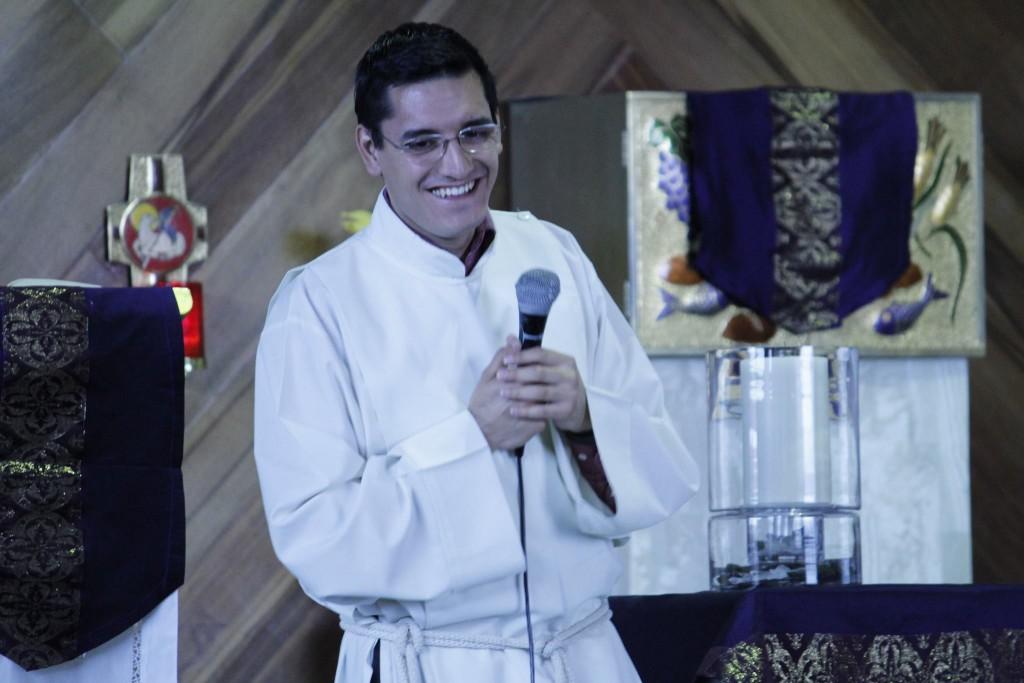El muchacho, recién graduado de la maestría en la UIC, quería ser seminarista (Foto: Facebook @Leonardo Avendaño)