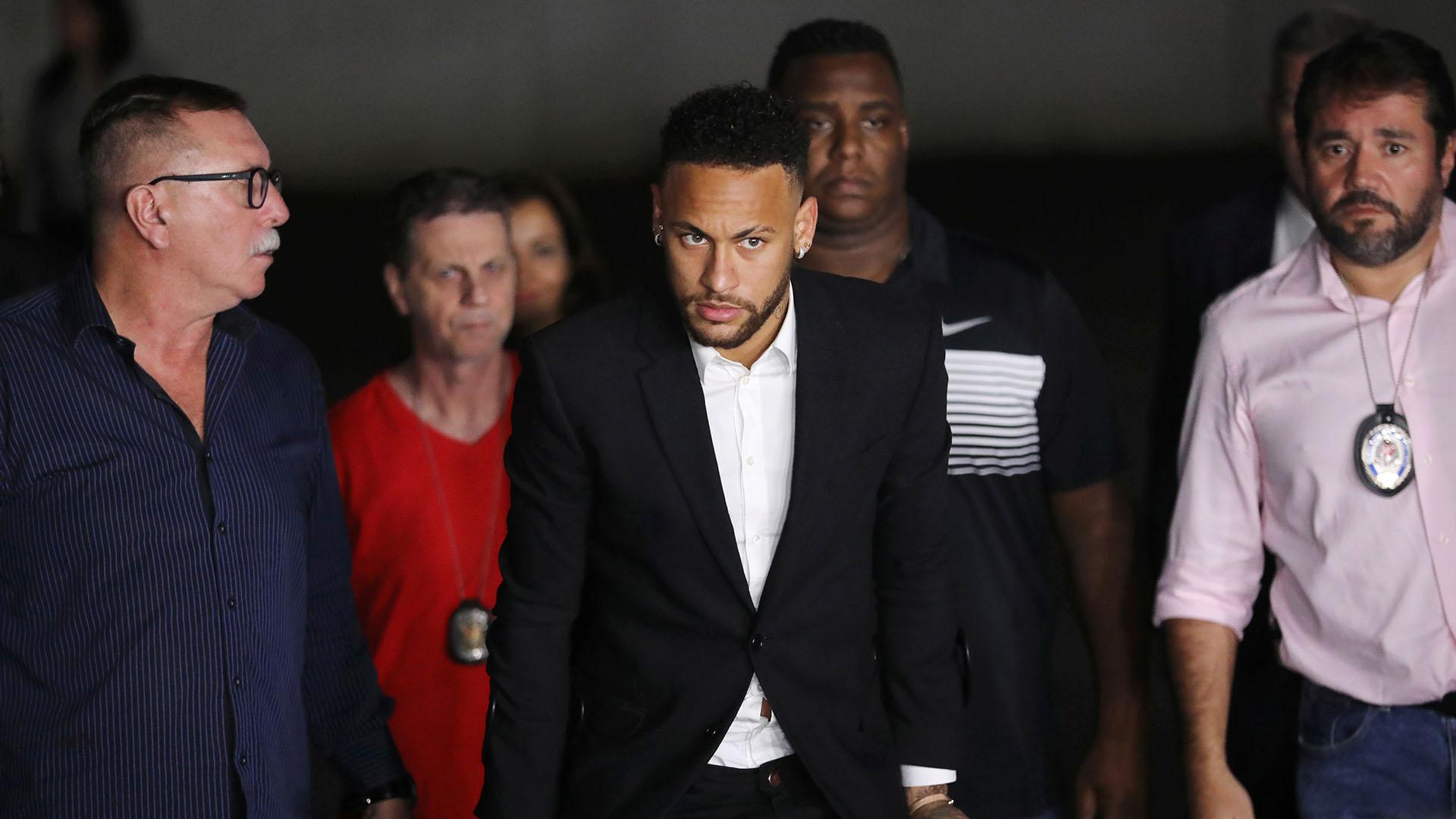 Neymar en San Pablo(Foto:REUTERS/Luisa Gonzalez)
