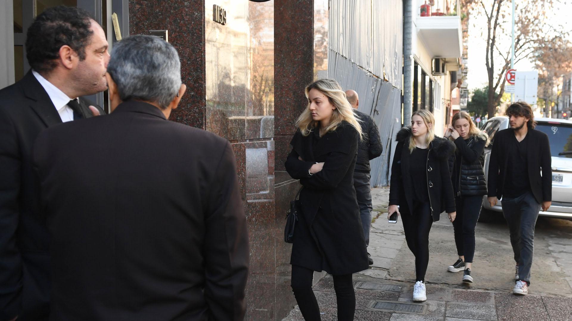 Bárbara e Ivana, las hijas mayores de Gendler