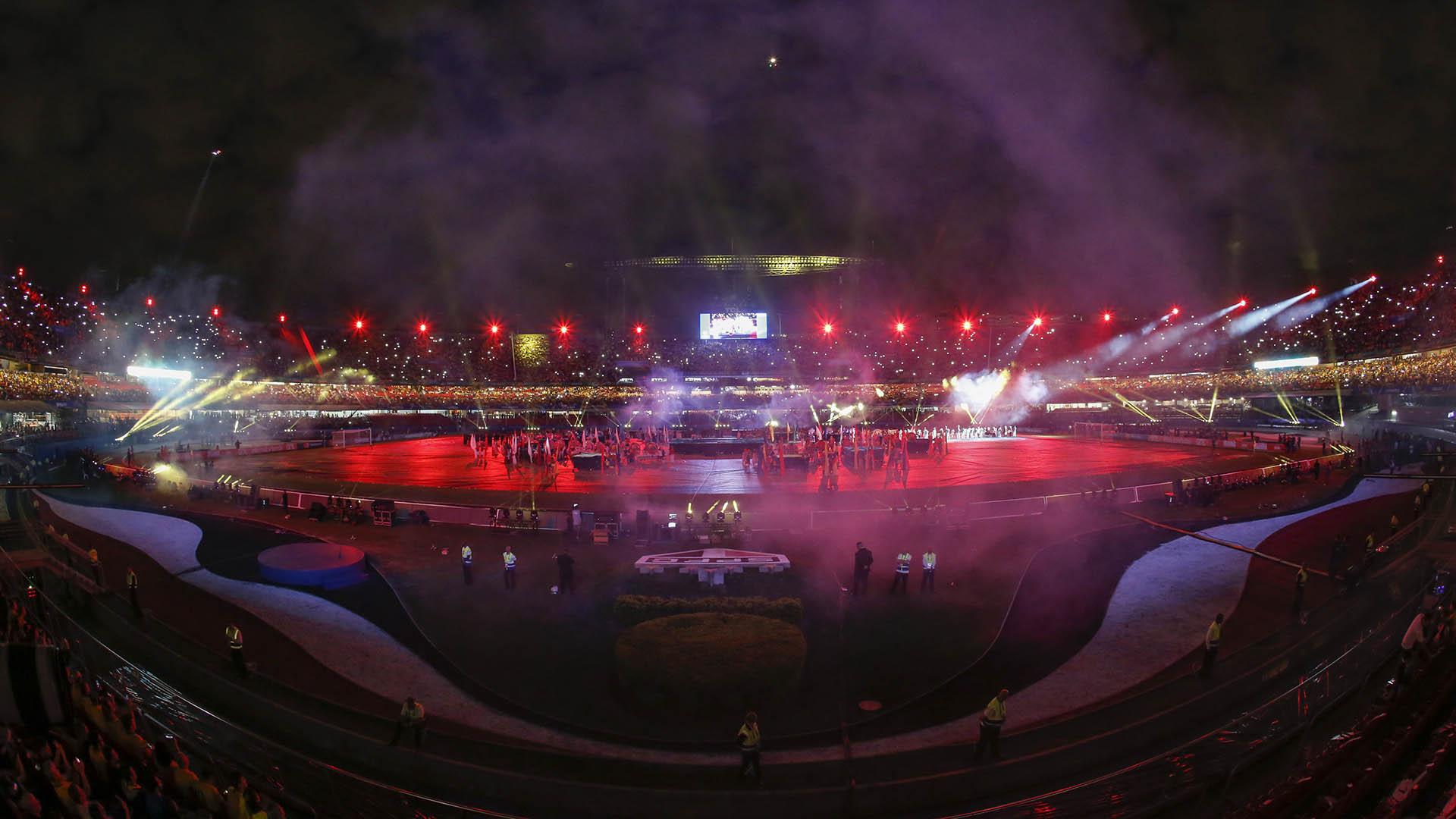 El Estadio Morumbí tiene capacidad para 72 mil personas