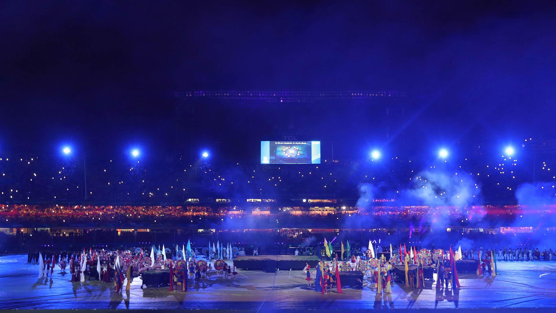 El Estadio Morumbí es uno de los escenarios míticos del fútbol de ese país