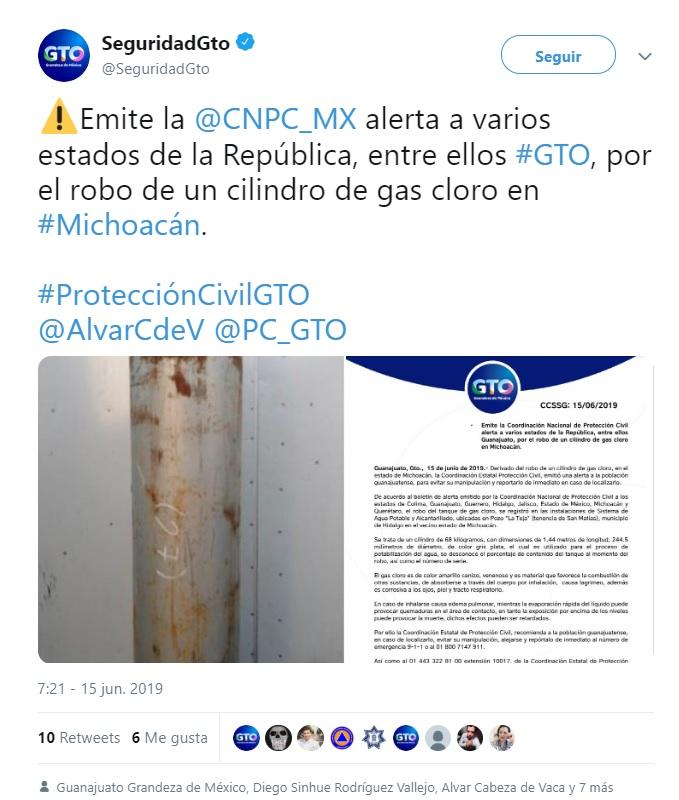 alerta gas cloro mex