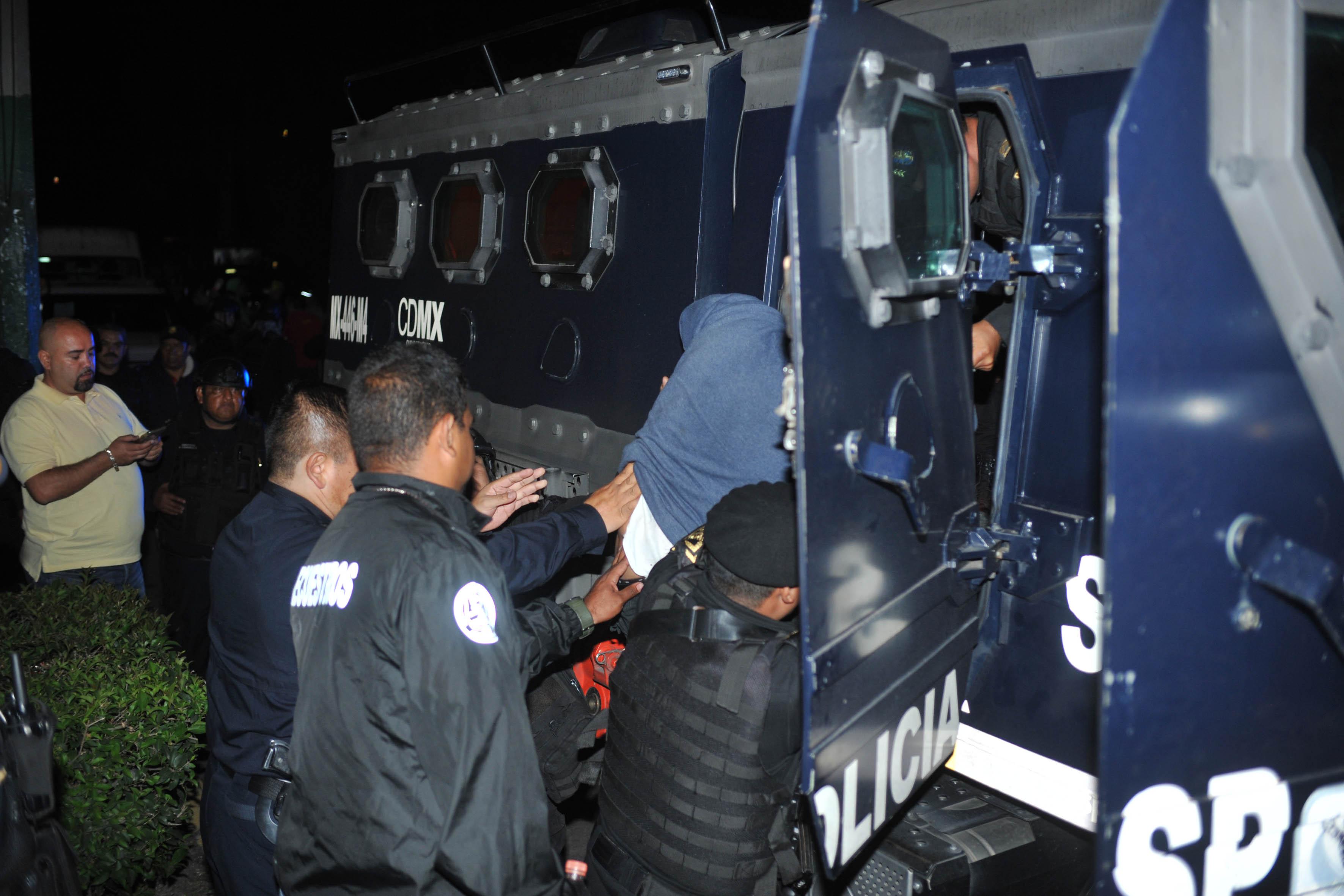 Las fiscalías de Ciudad de México y Estado de México trabajaron de manera coordinada (Foto: Cuartoscuro)