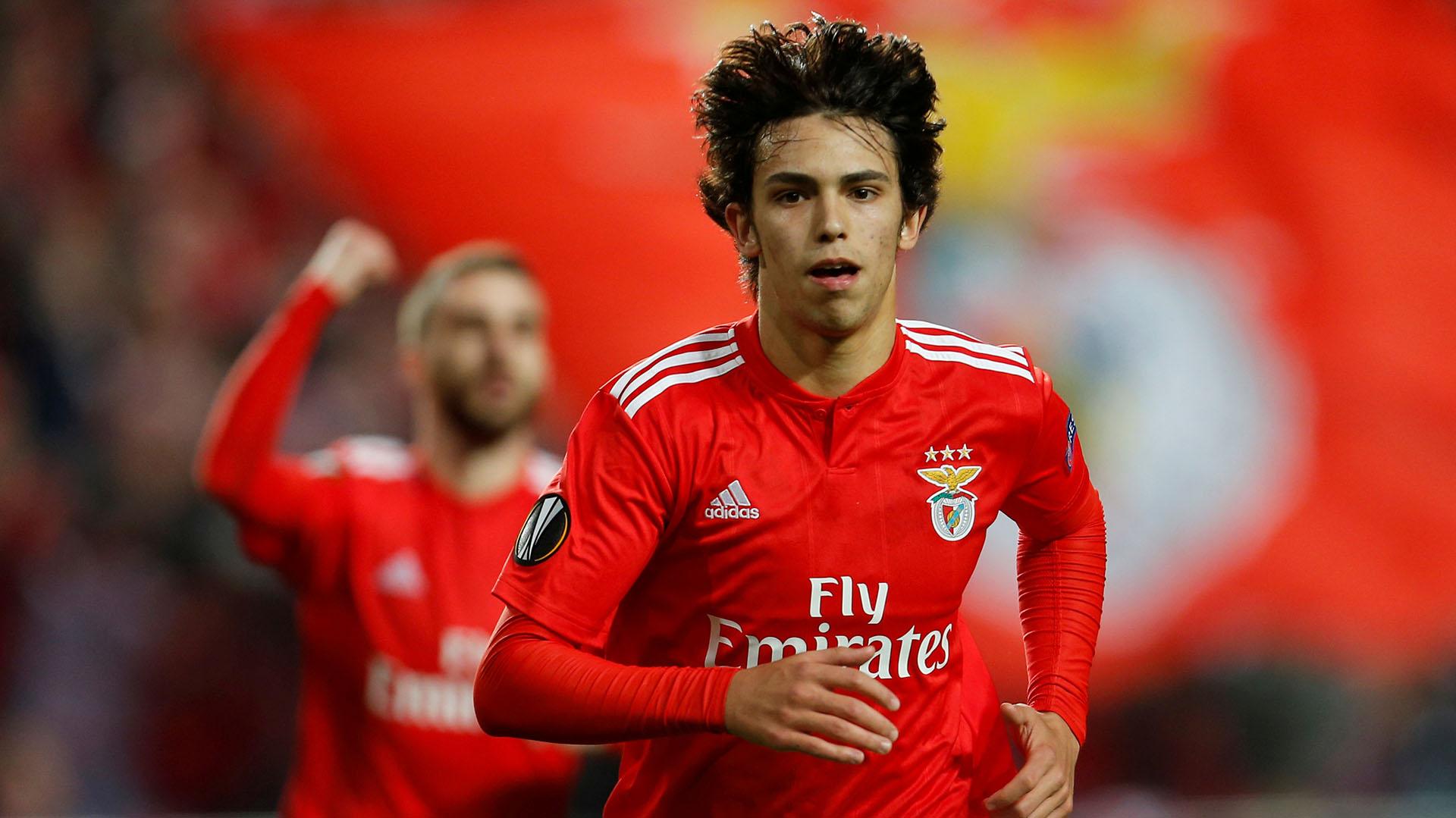 El portugués Joao Felix (Atletico Madrid) USD 80,7 millones