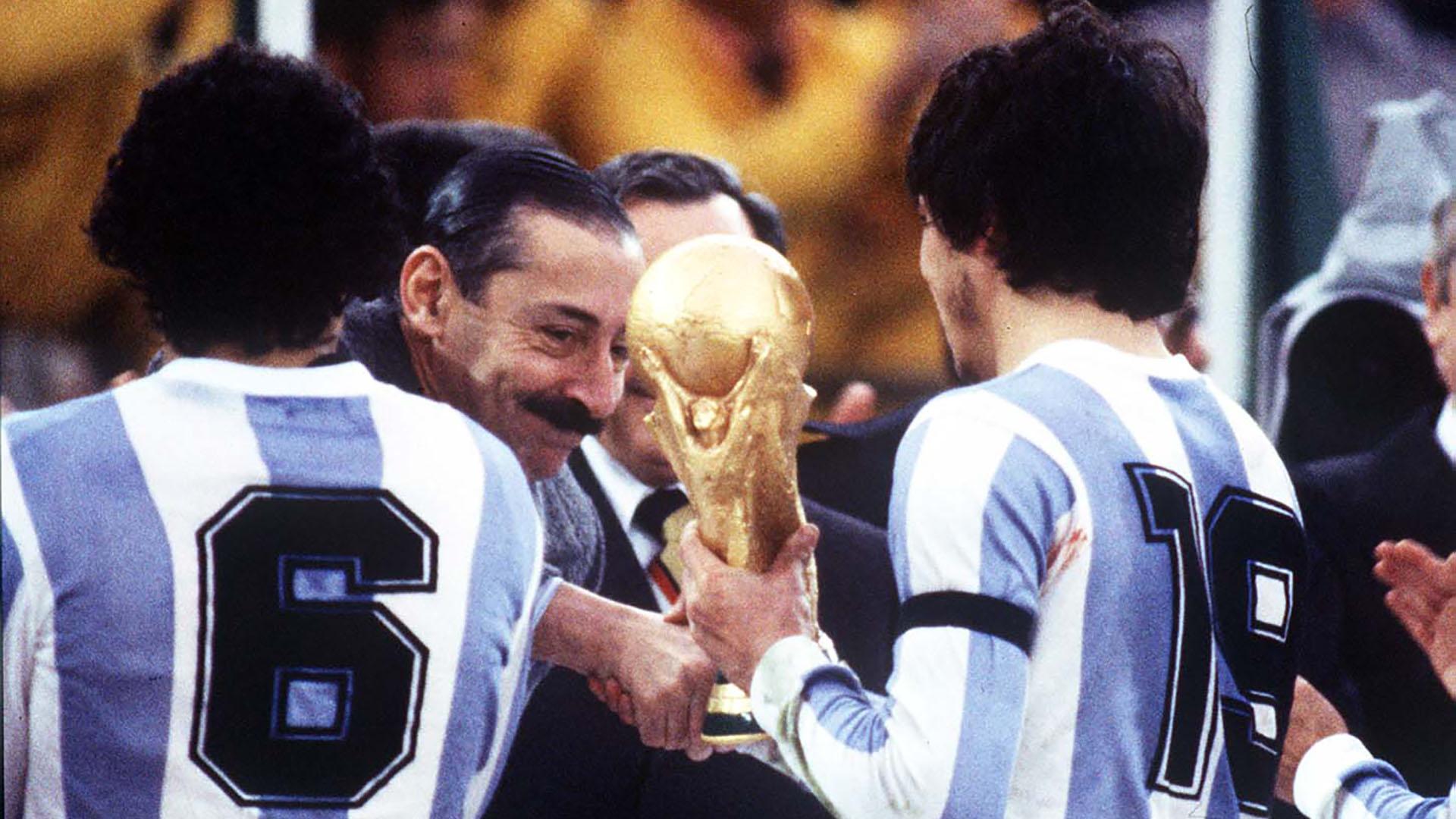 A 41 años del polémico 6-0 a Perú en el Mundial 78: el discurso de Videla adentro del vestuario - Infobae