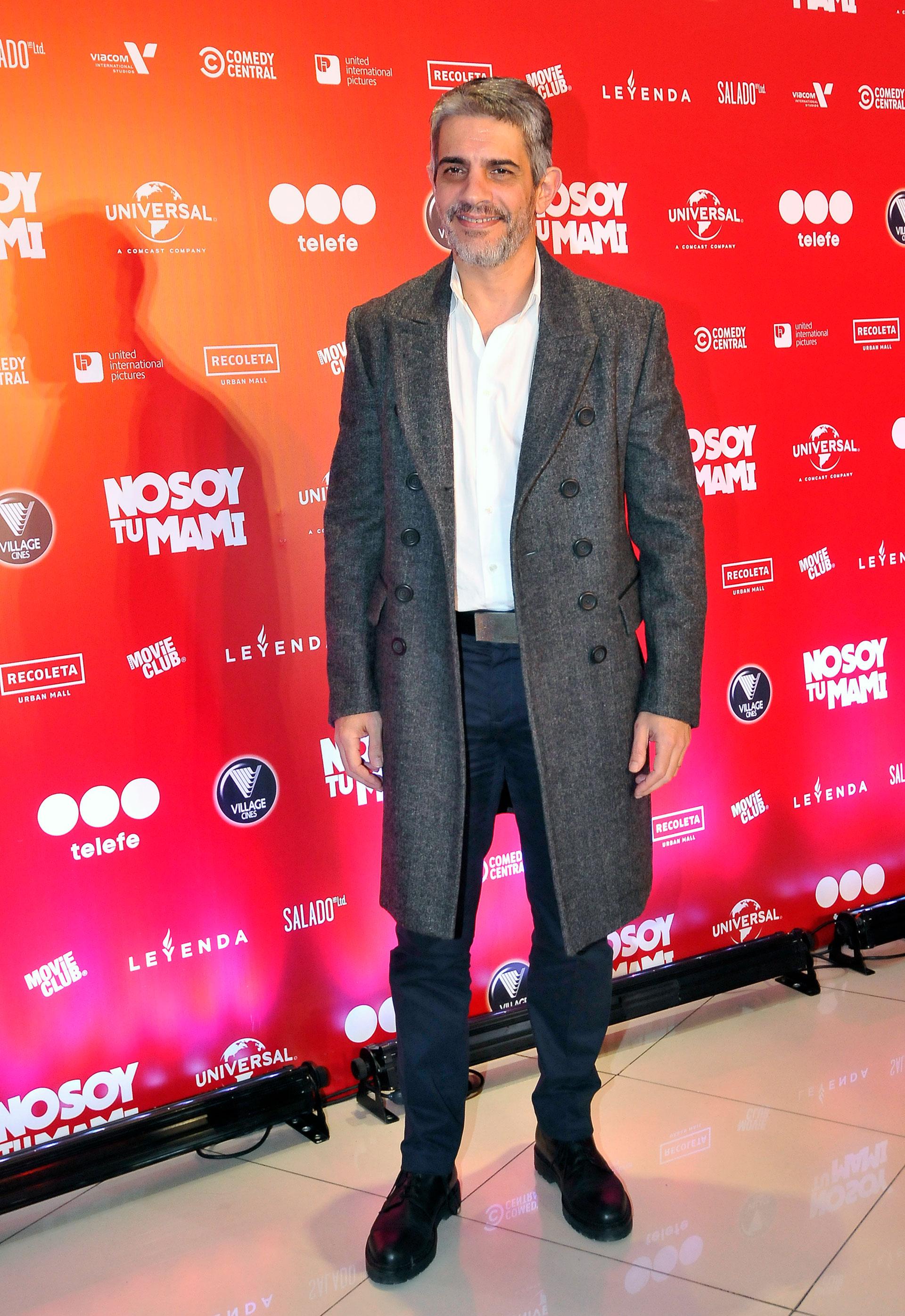 Pablo Echarri, uno de los protagonistas de la ficción, será el nuevo vecino que llega al edificio