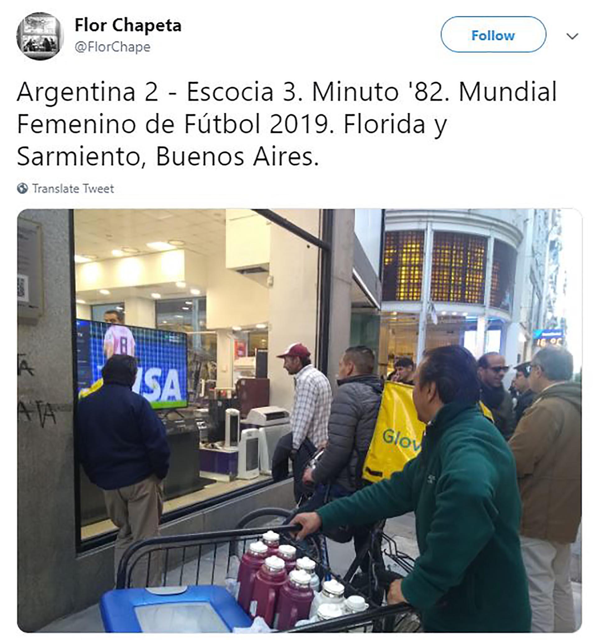 tweet futbol femenino