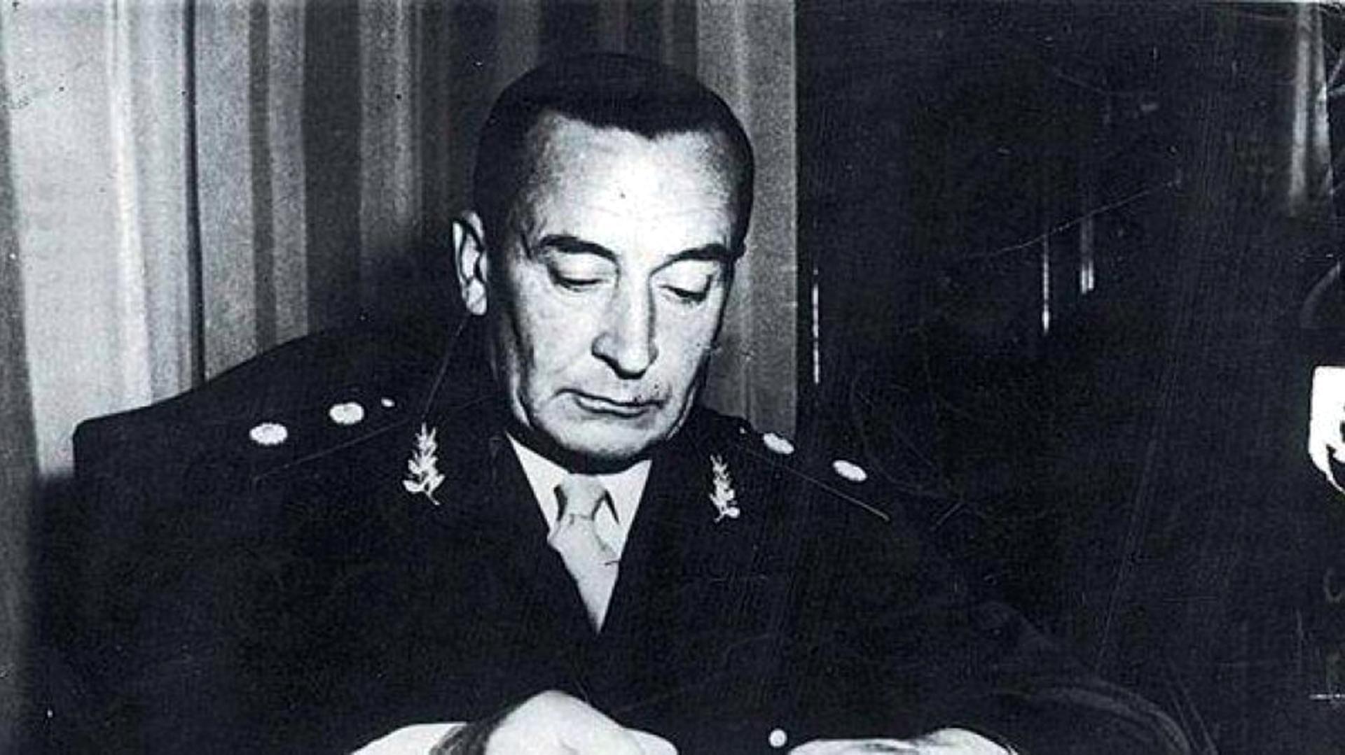 Pedro Eugenio Aramburu SF - Presidentes Argentinos