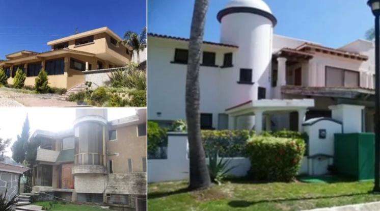 Subastan casa de los Beltrán Leyva en 14 millones de pesos - Infobae
