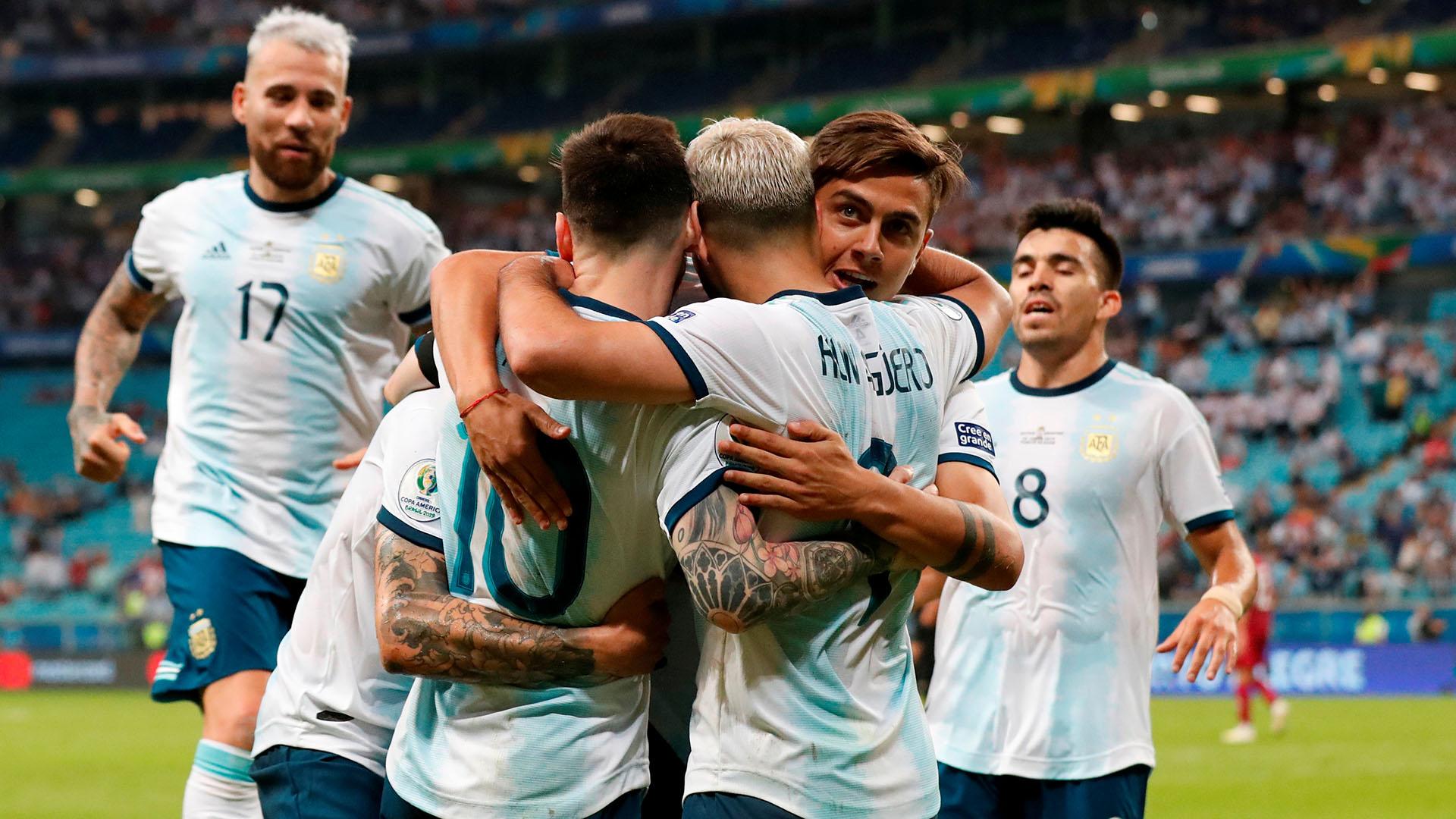 La victoria no solo metió a Argentina en cuartos sino que dio indicios de que el plantel se recuperó tras dos malas presentaciones