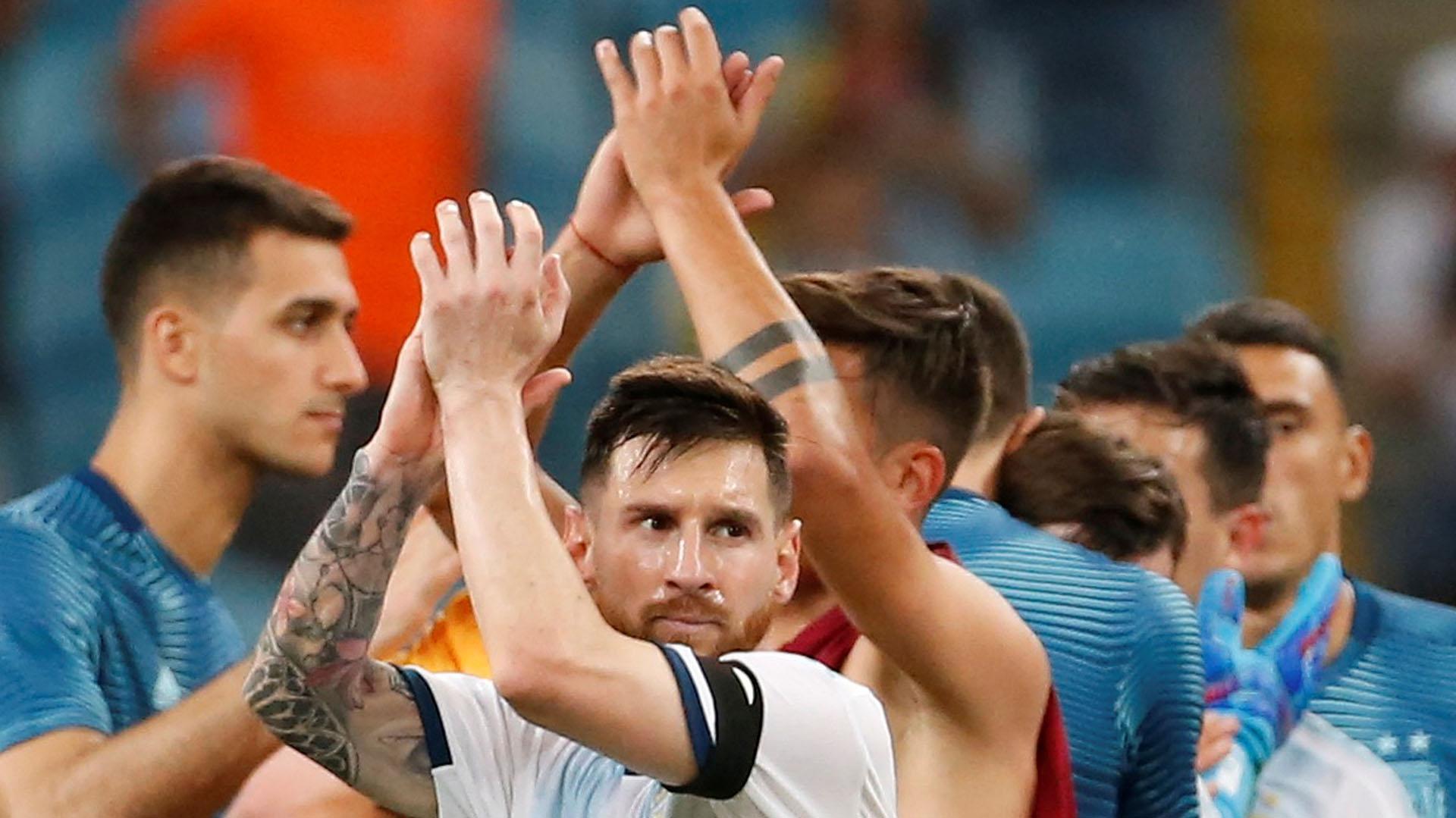 La Selección se medirá ante Venezuela este viernes en el Maracaná con la intención de avanzar a semifinales