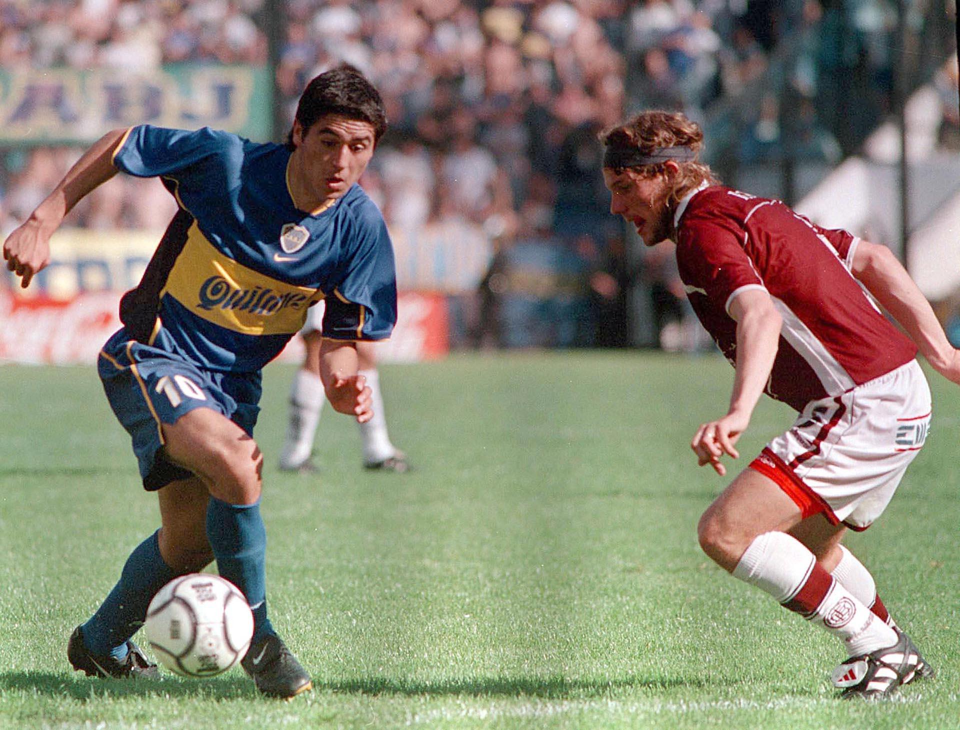 Román es uno de los grandes ídolos de la historia de Boca (NA)