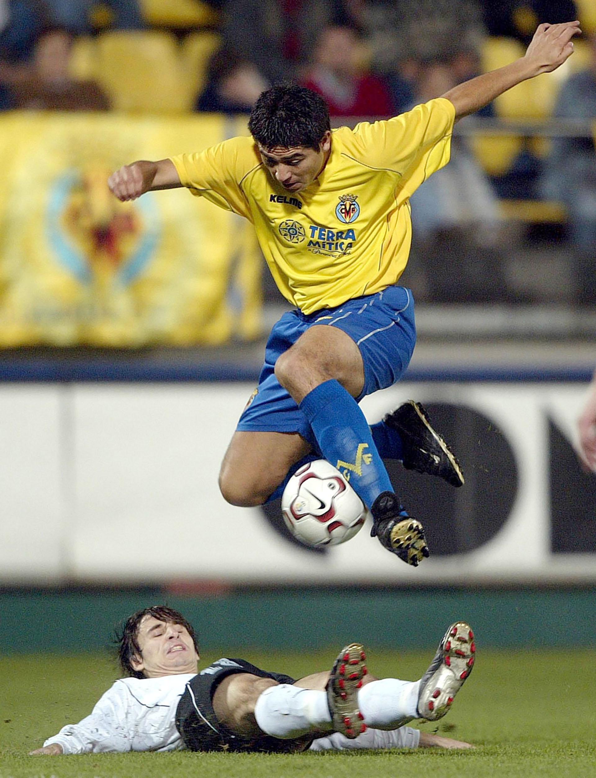 Jugó en Villarreal entre 2003 y 2006 (NA)