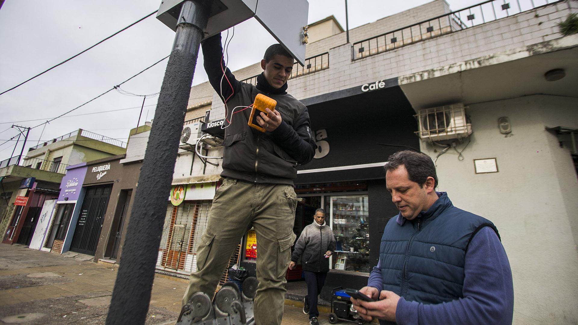 En un principio hubo unos 80.000 damnificados, aunque ahora hay 18.000 usuarios sin energía eléctrica
