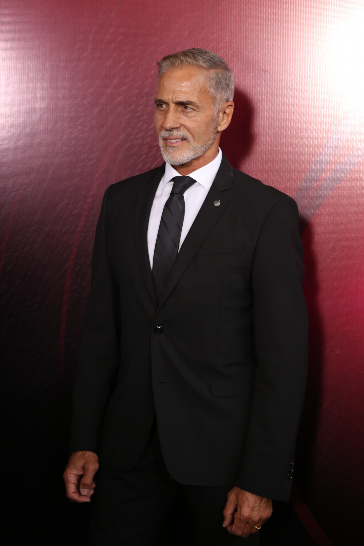 Javier Gómez (Foto: Juan Vicente Manrique/Infobae)