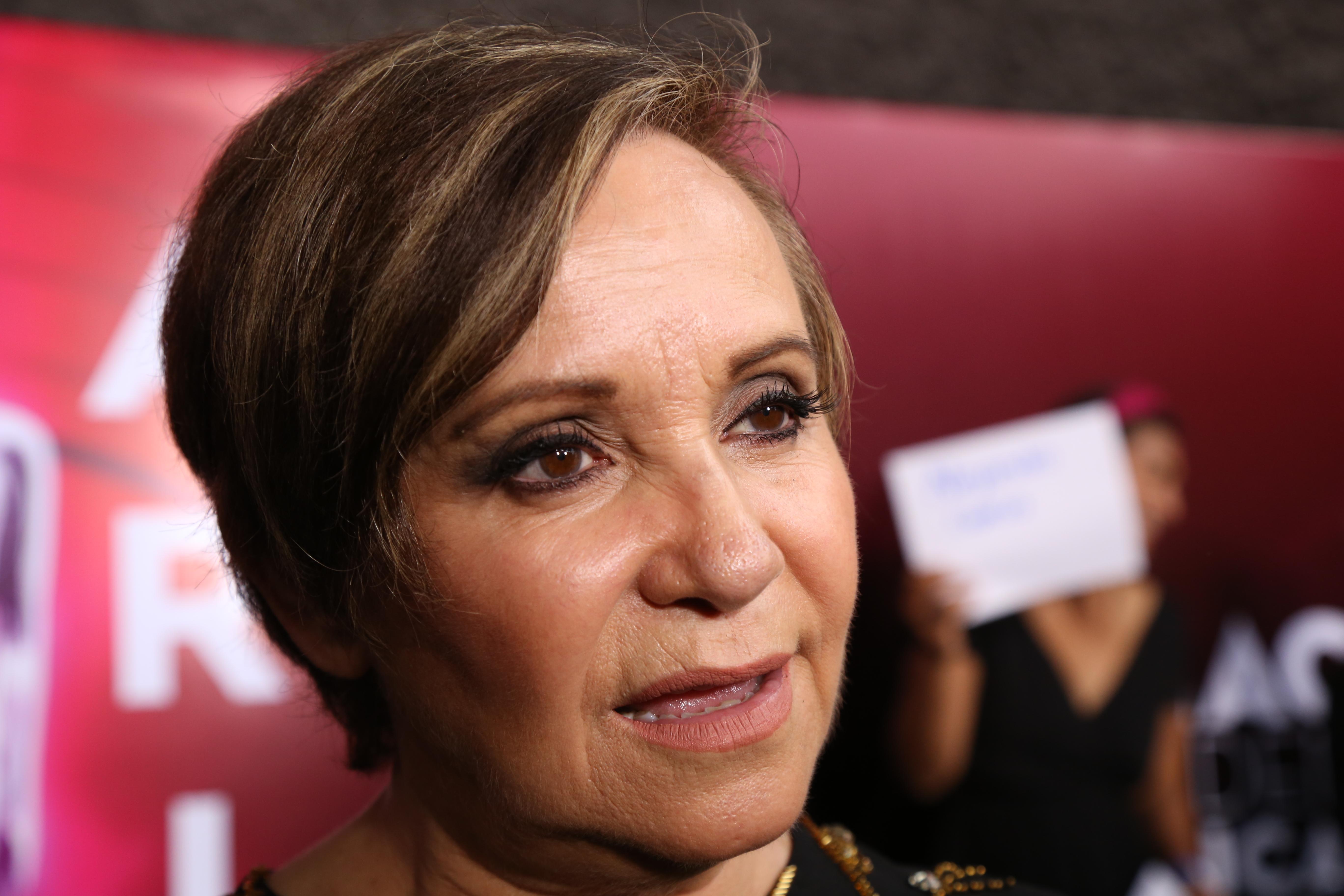 Adriana Barraza (Foto: Juan Vicente Manrique/Infobae)