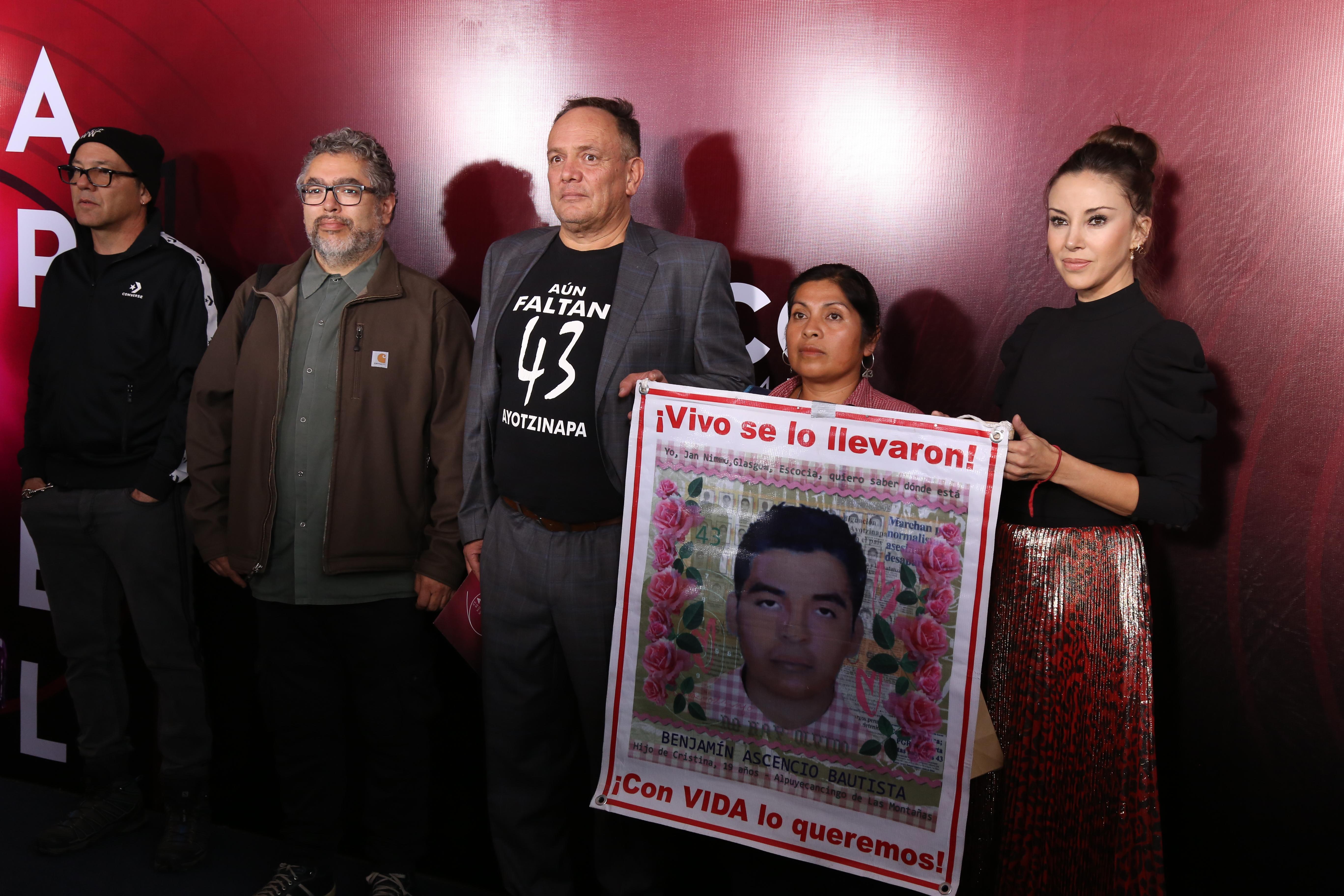 43 desaparecidos de Ayotzinapa (Foto: Juan Vicente Manrique/Infobae)