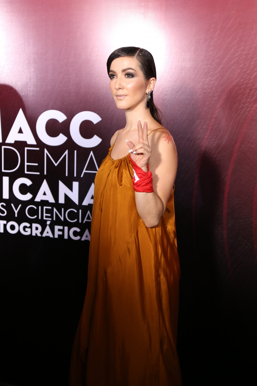 Eréndira Ibarra (Foto: Juan Vicente Manrique/Infobae)