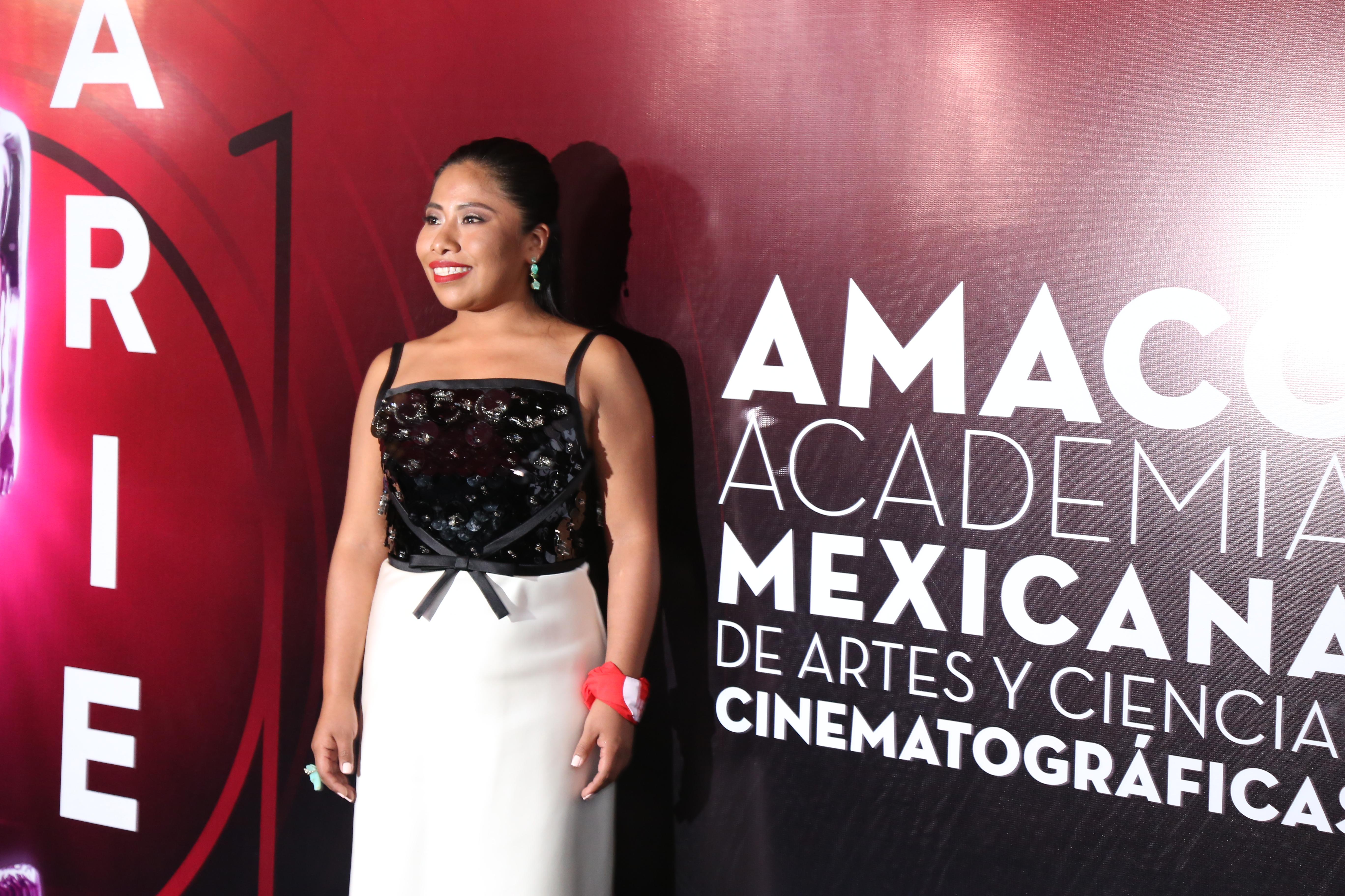 Yalitza Aparicio (Foto: Juan Vicente Manrique/Infobae)