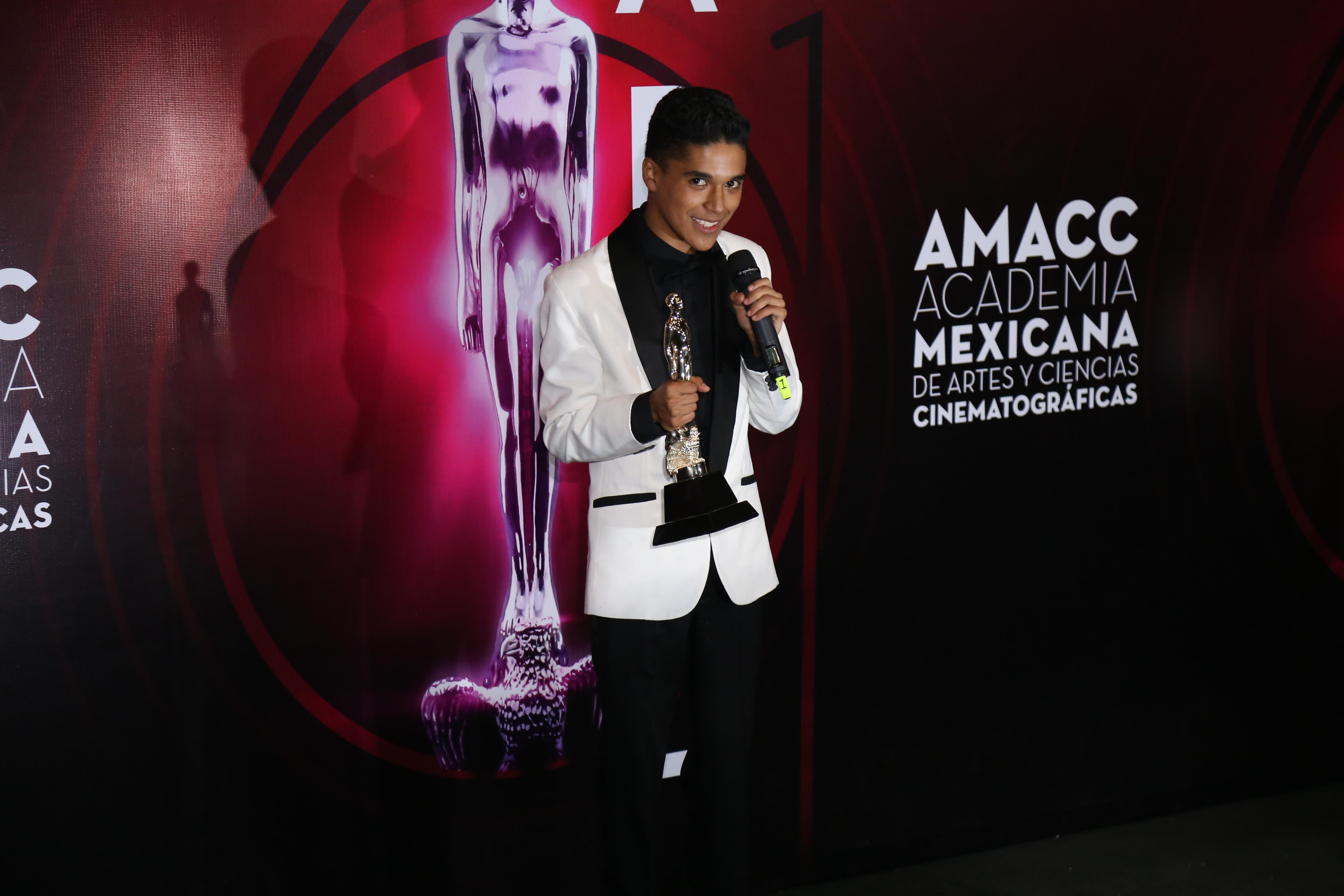Benny Emmanuel, revelación actoral (Foto: Juan Vicente Manrique/Infobae)