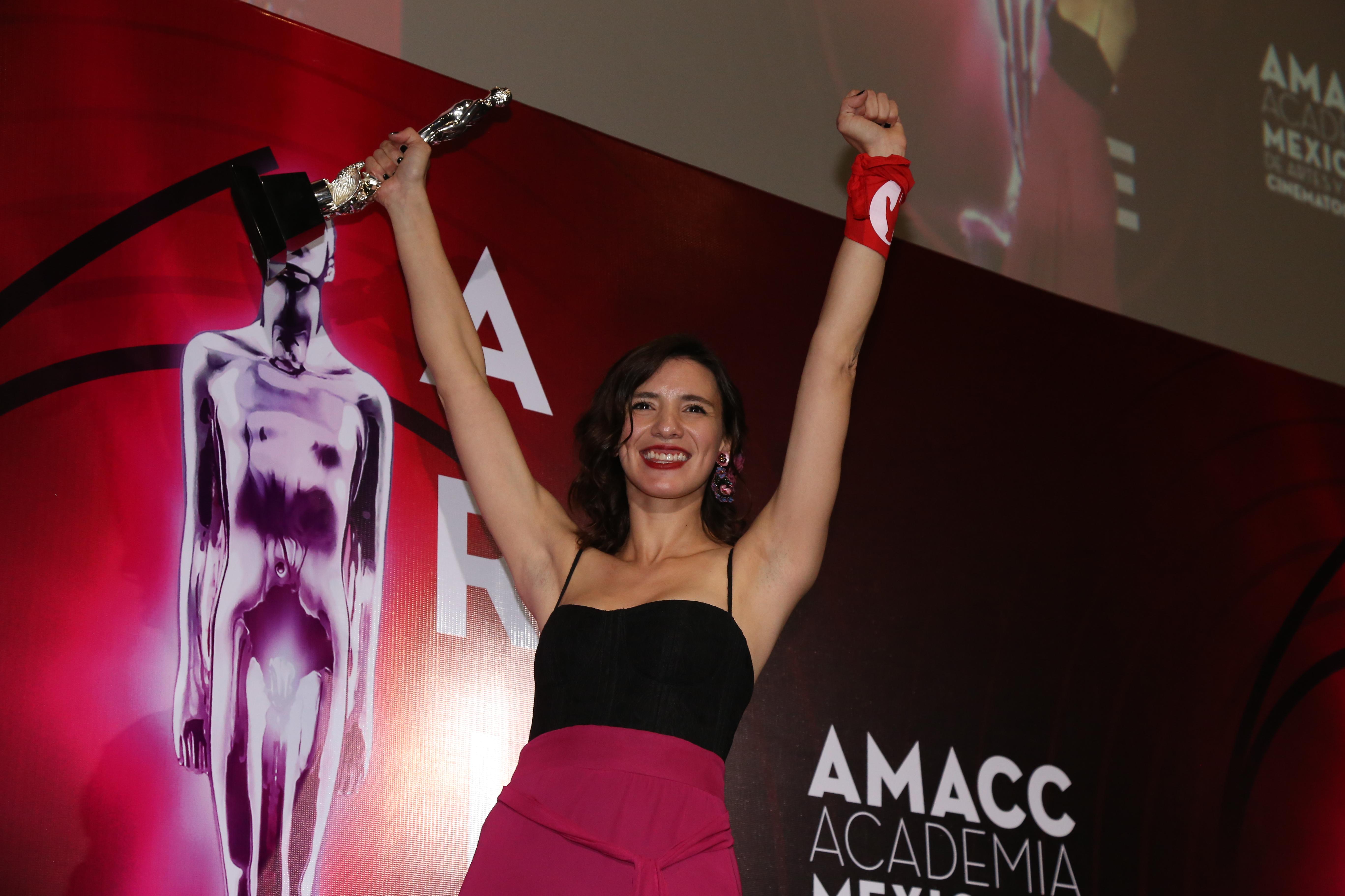 Lila Áviles, directora de La Camarista (Foto: Juan Vicente Manrique/Infobae)