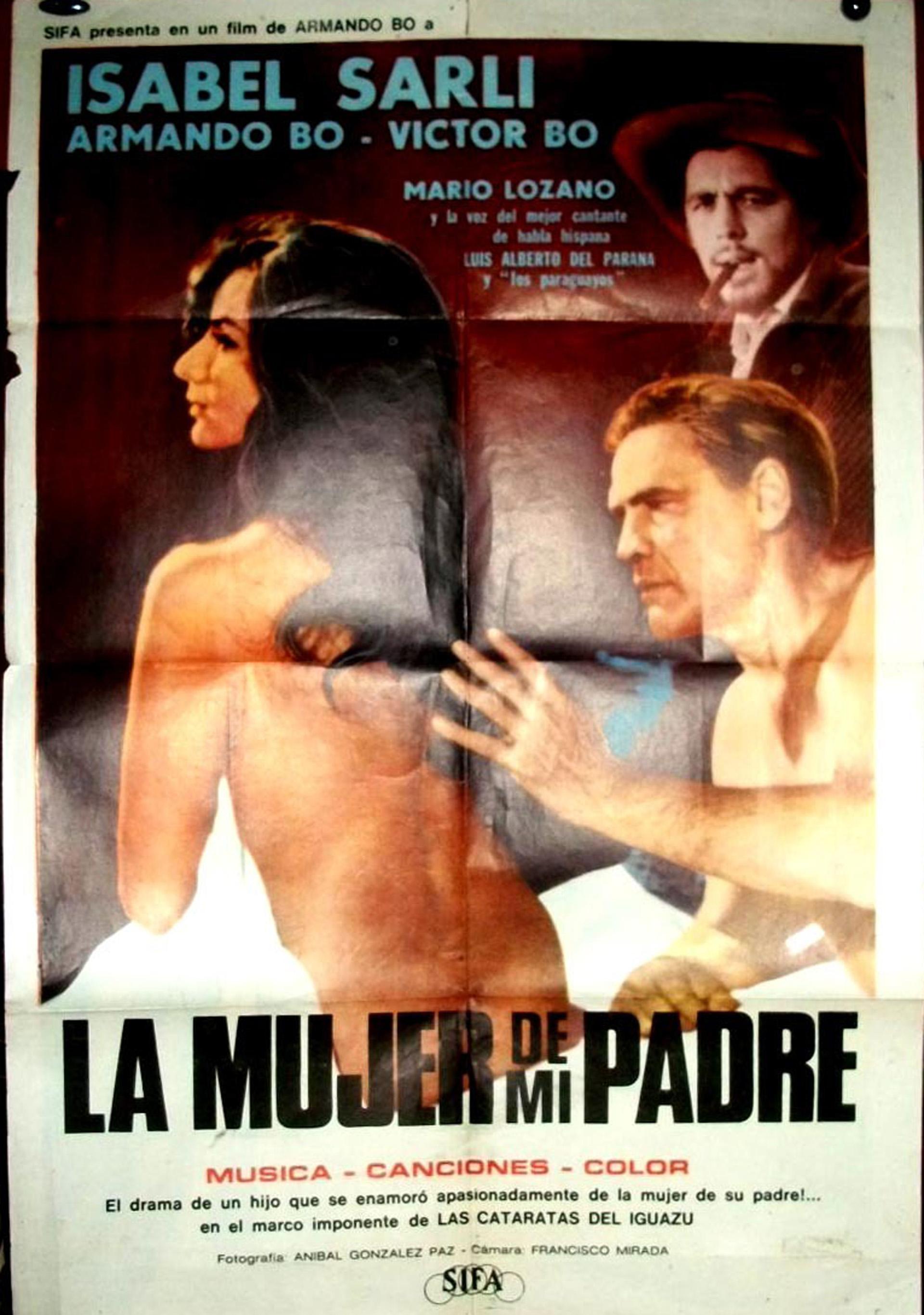 Filmada en la Cataratas del Iguazú, en 1968 y con dirección de Armando Bó, quien también participó delante de cámara, la película contó con la actuación de Victor Bó, hijo del cineasta