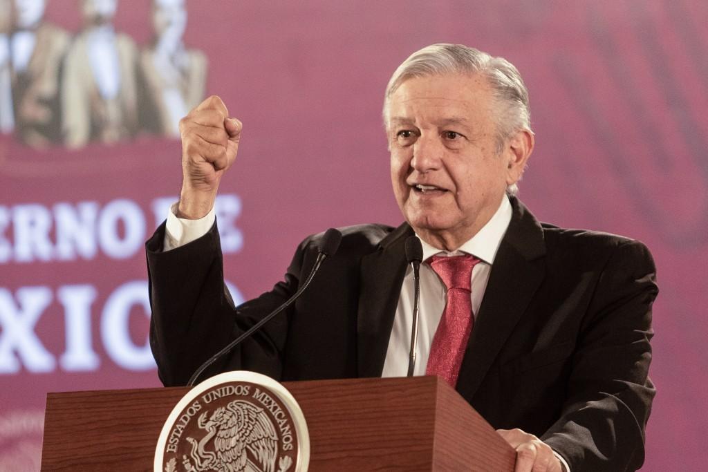 El mandatario mexicano se dijo seguido de Jesucristo (Foto: Isaac Esquivel/ Cuartoscuro)
