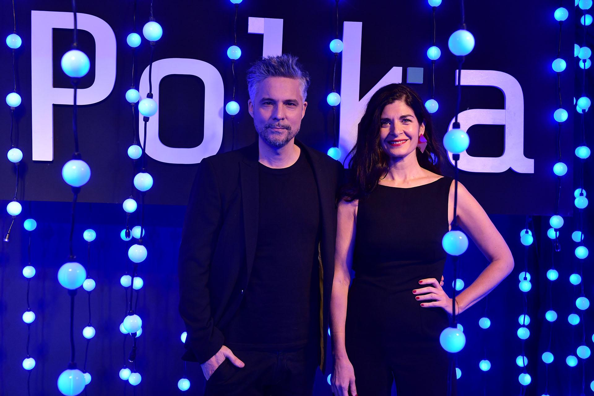 Federico Olivera y Soledad Villamil