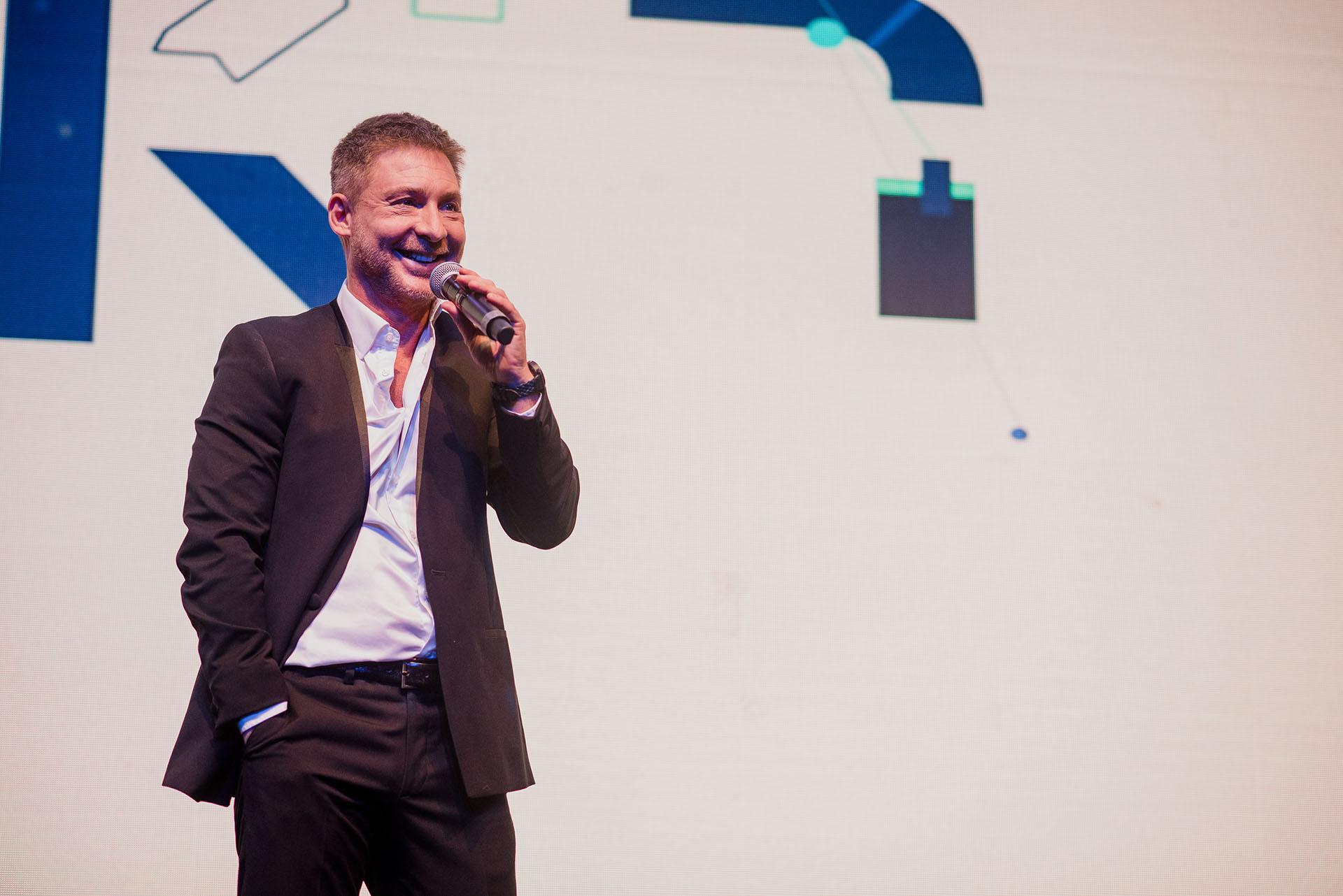 Adrián Suar celebró este aniversario de la productora rodeado de actores, directores, autores y miembros de la industria